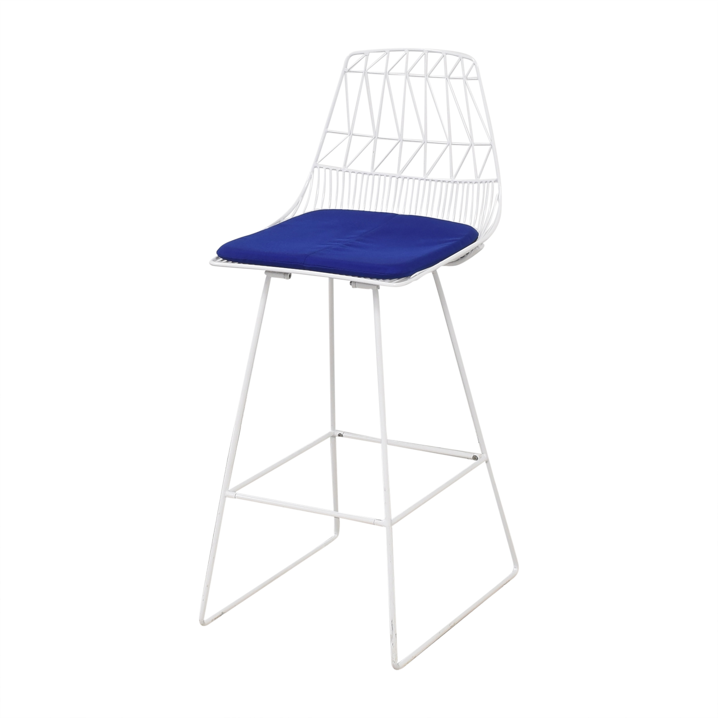 Bend Good Lucy Bar Stools with Cushions / Stools