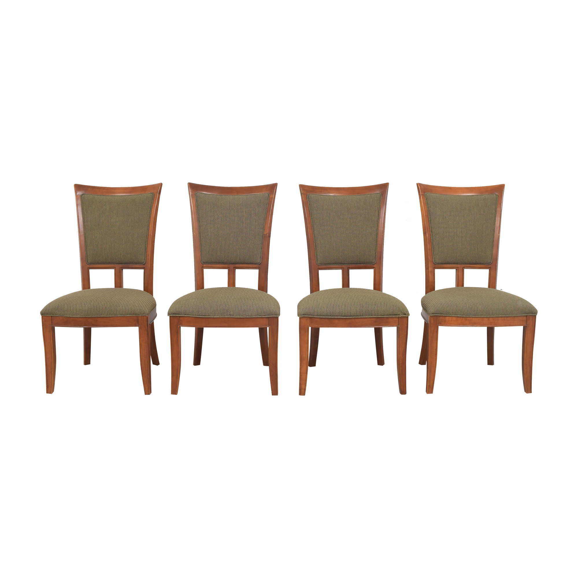 Stanley Furniture Stanley Furniture Upholstered Dining Side Chairs discount