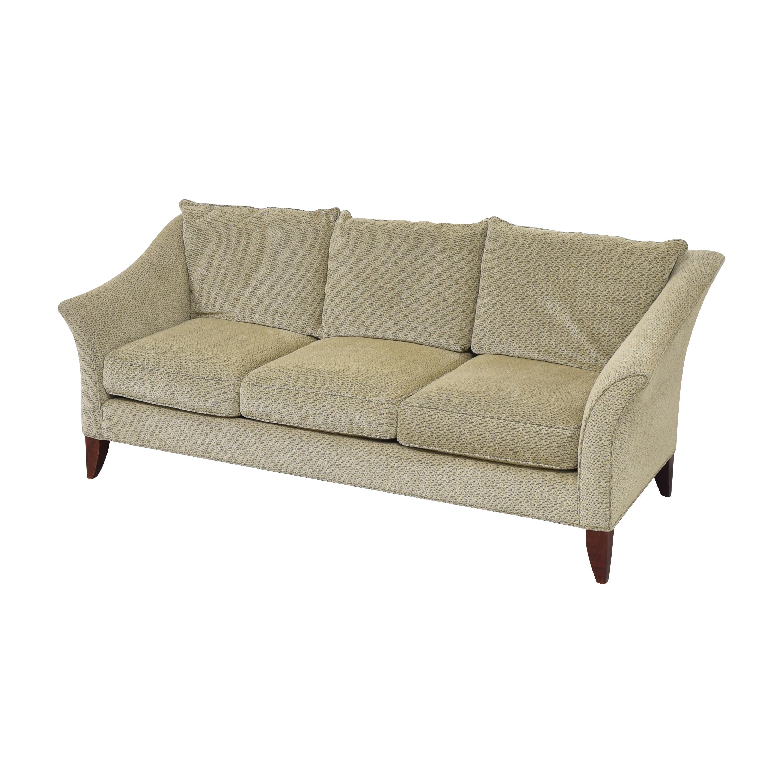 Maurice Villency Maurice Villency Three Cushion Upholstered Sofa price