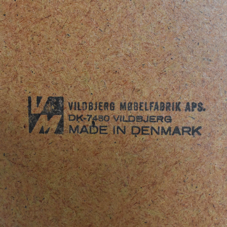 Vildbjerg Mobelfrabrik Vildbjerg Mobelfabrik Framed Mirror used