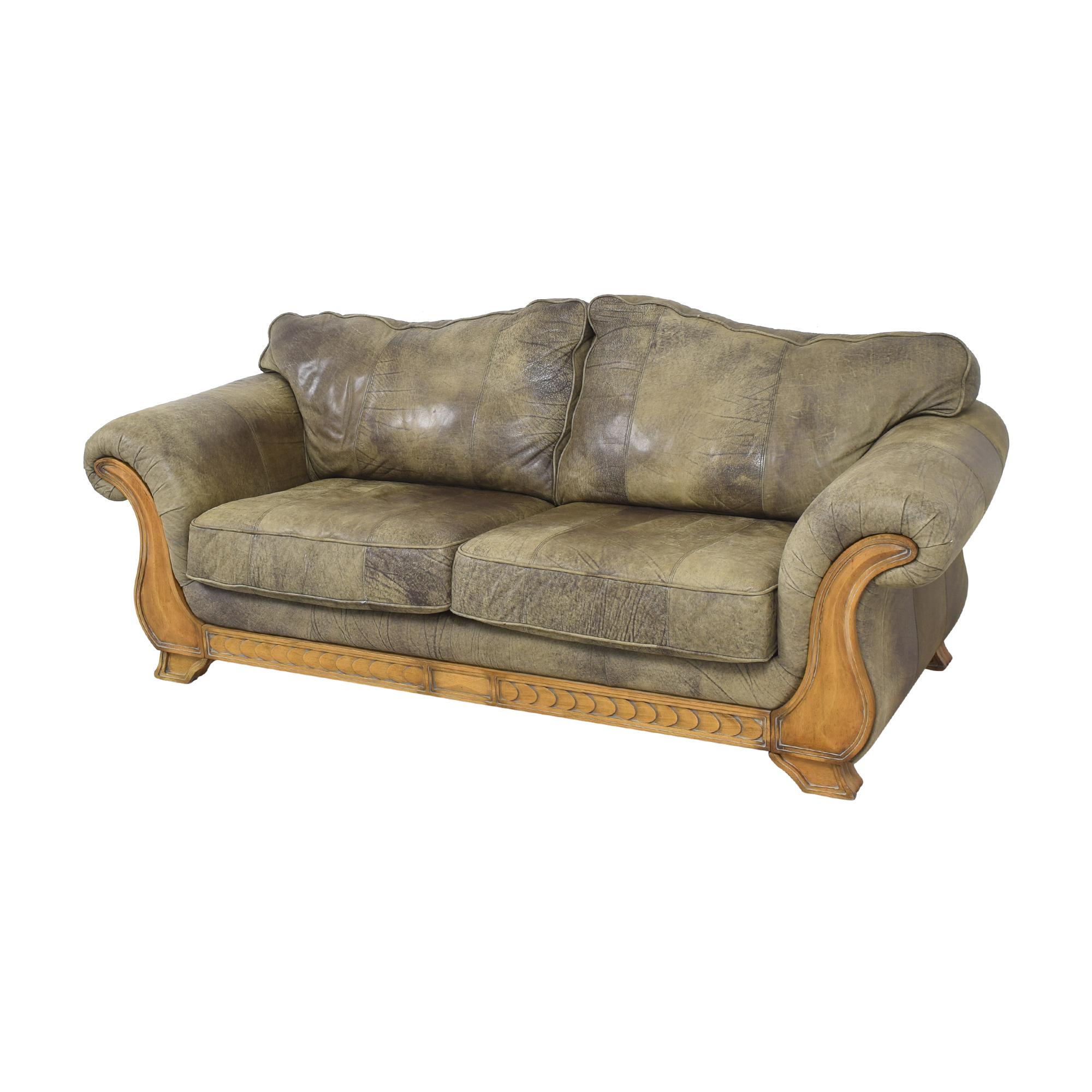 Flexsteel Flexsteel Sahara Retreat Two Cushion Sofa second hand