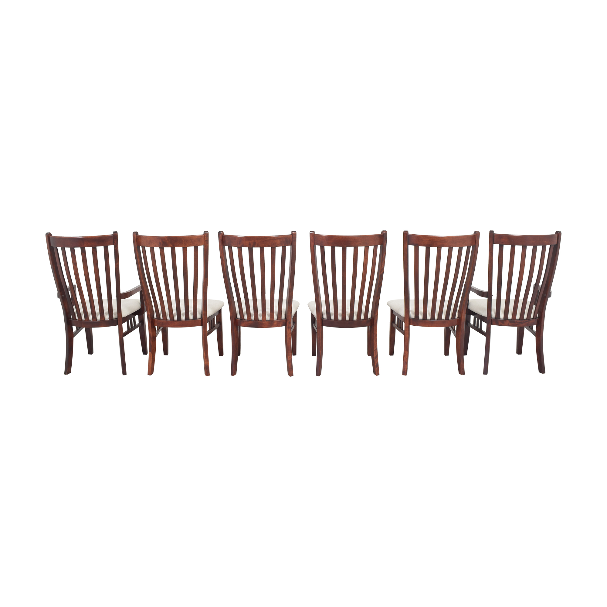 Canadel Canadel Slat Back Dining Chairs price