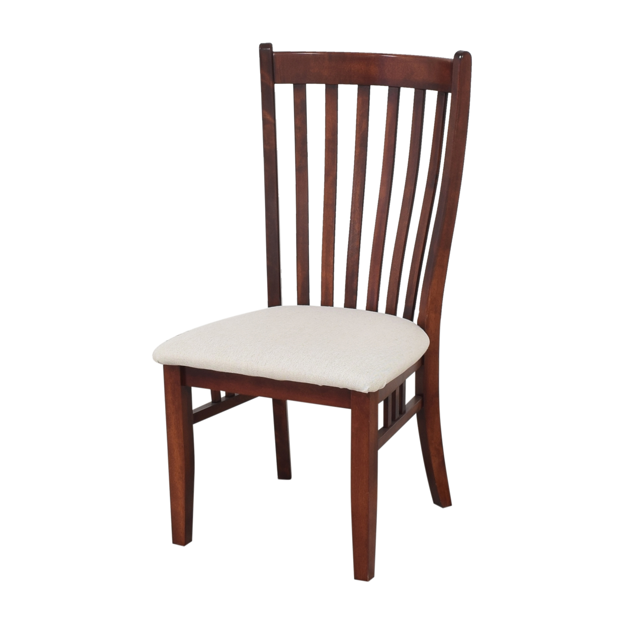 buy Canadel Slat Back Dining Chairs Canadel