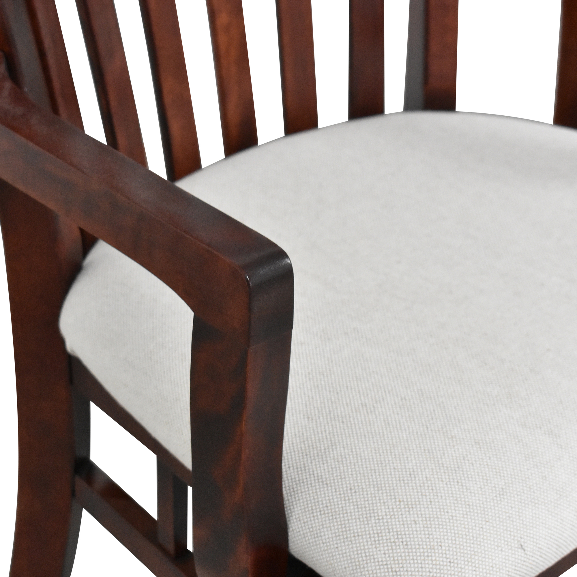 Canadel Slat Back Dining Chairs / Chairs