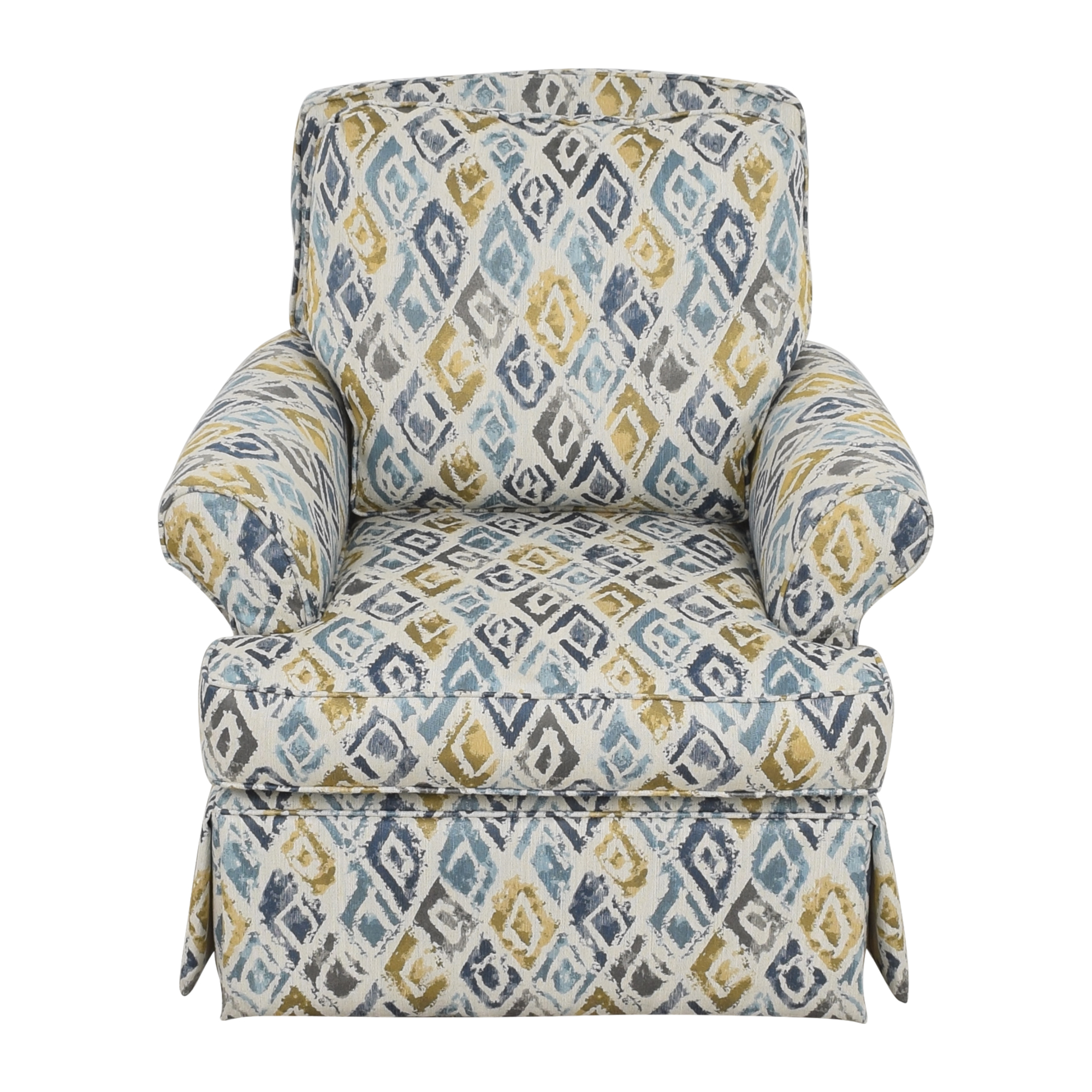 Raymour & Flanigan Raymour & Flanigan Swivel Accent Chair for sale