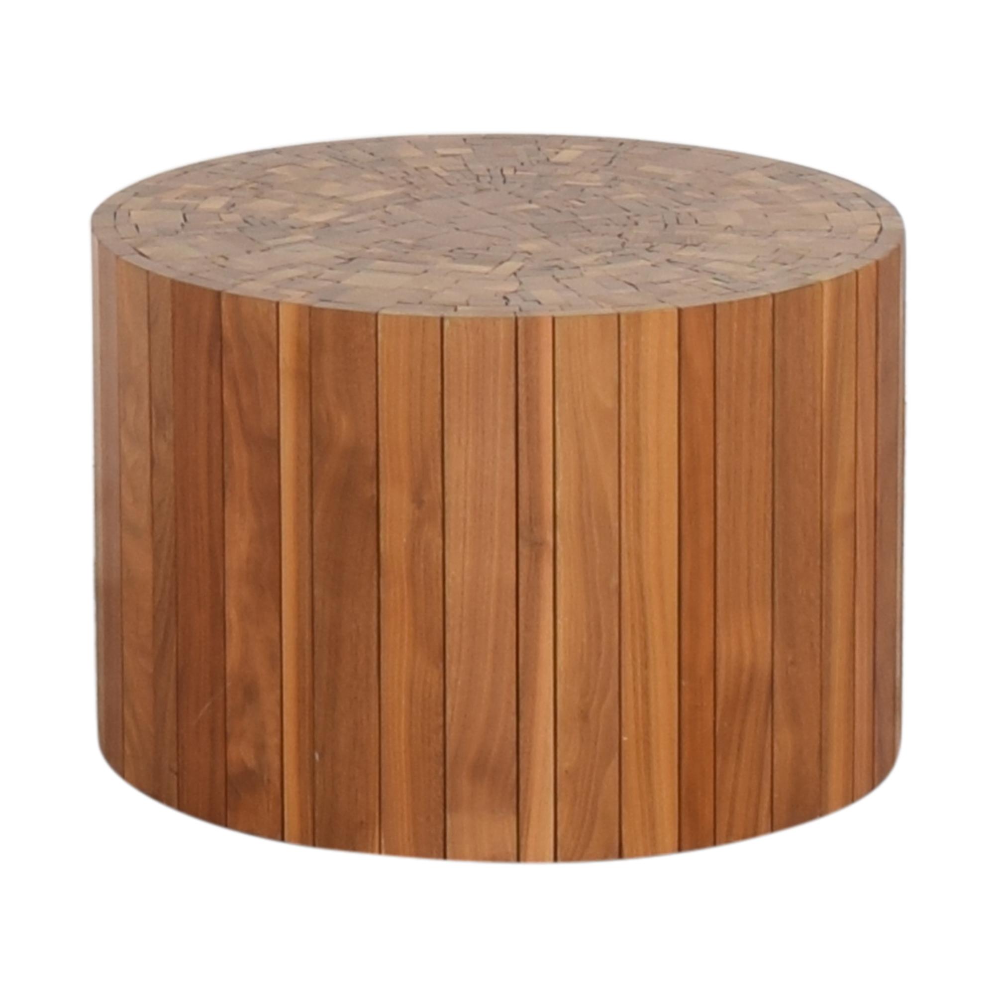 Uhuru Design Uhuru Design Stoolen Coffee Table brown