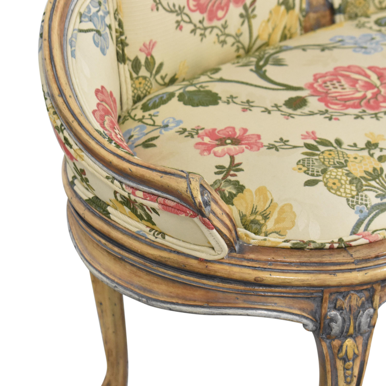 Antique Decorative Settee sale
