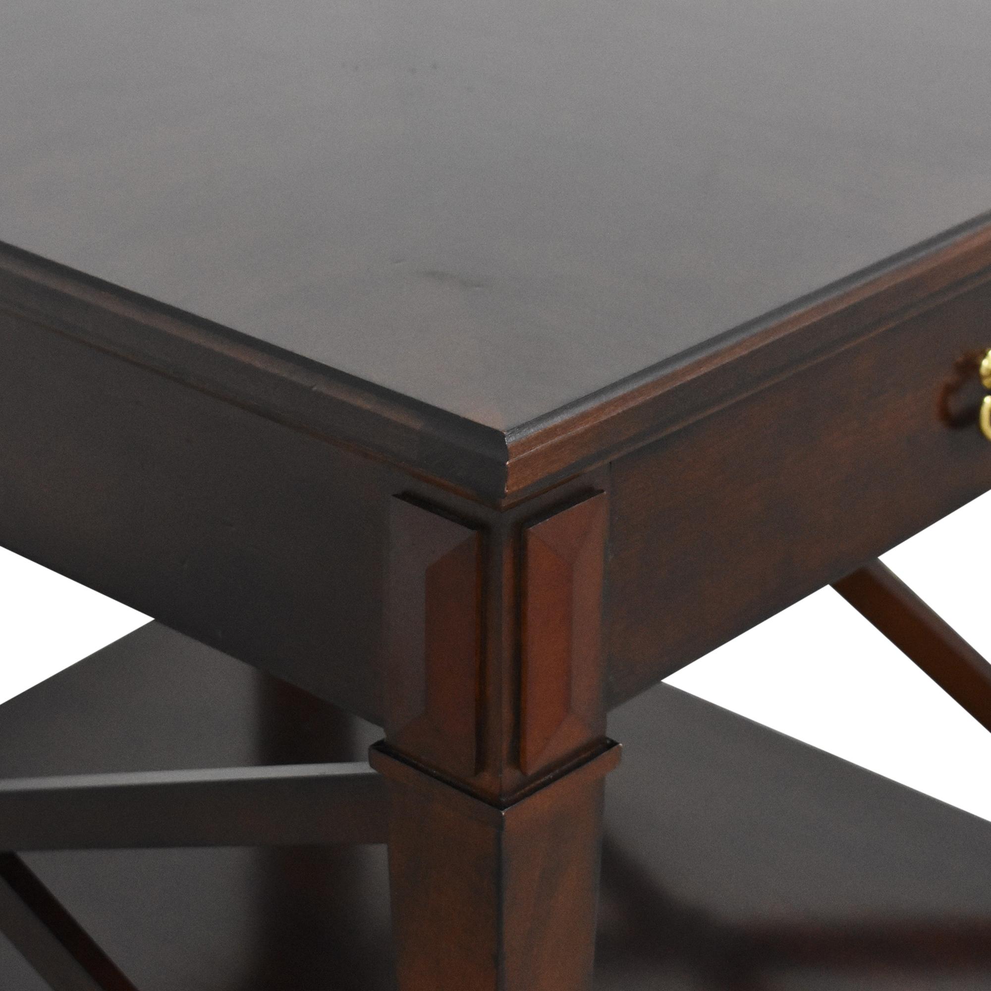 Hickory Chair Hickory Chair One Drawer Side Table