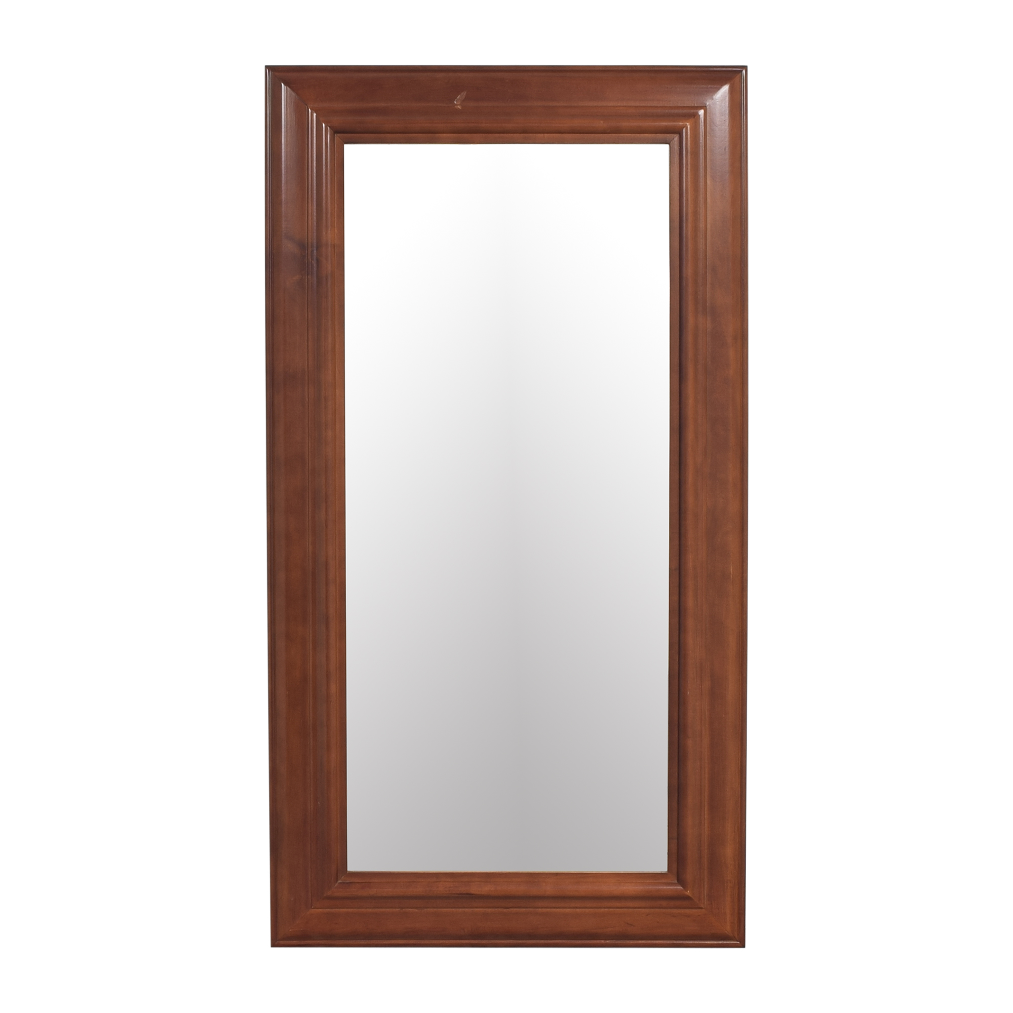 Pottery Barn Pottery Barn Framed Floor Mirror for sale