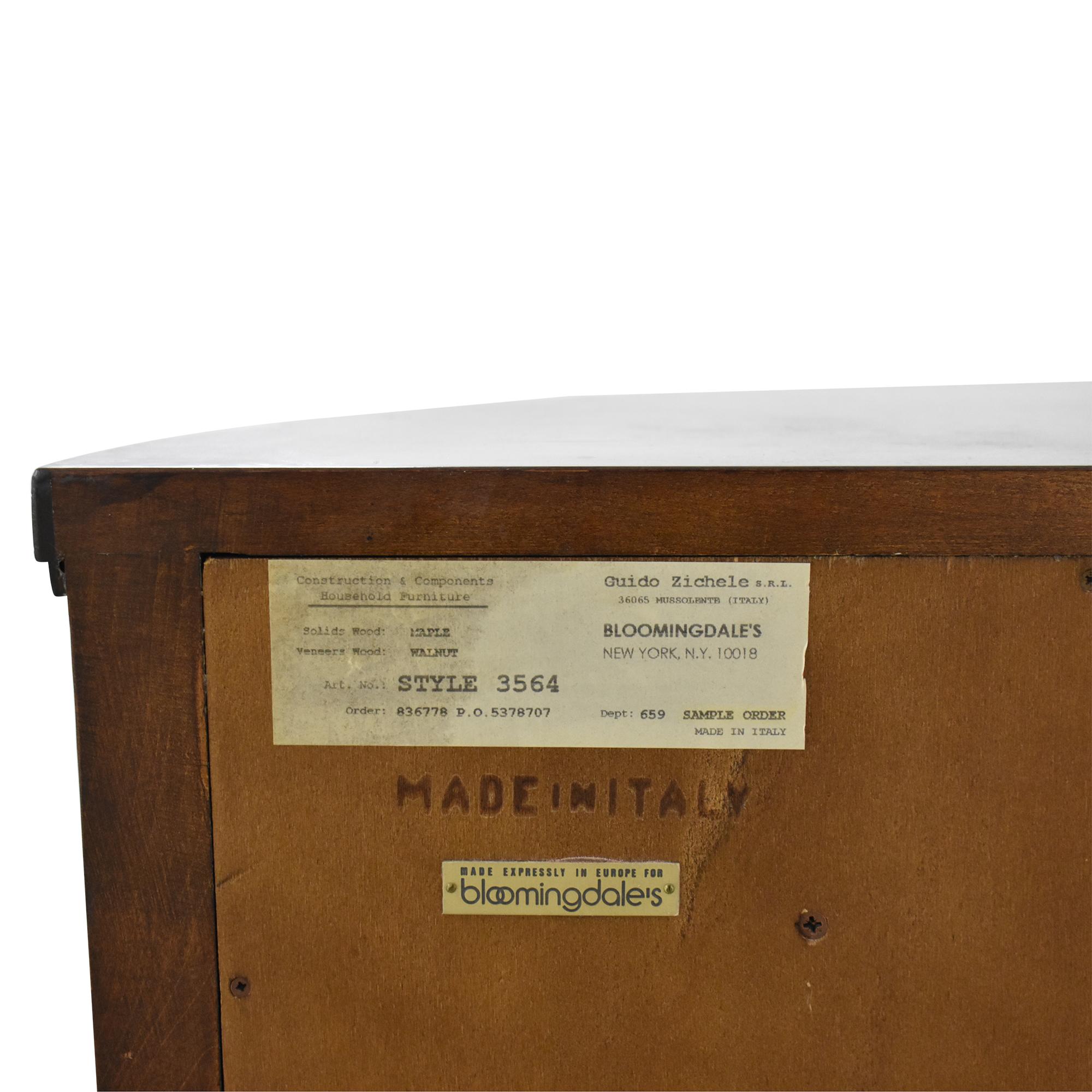 shop Bloomingdale's Bloomingdale's Demilune Accent Cabinet online