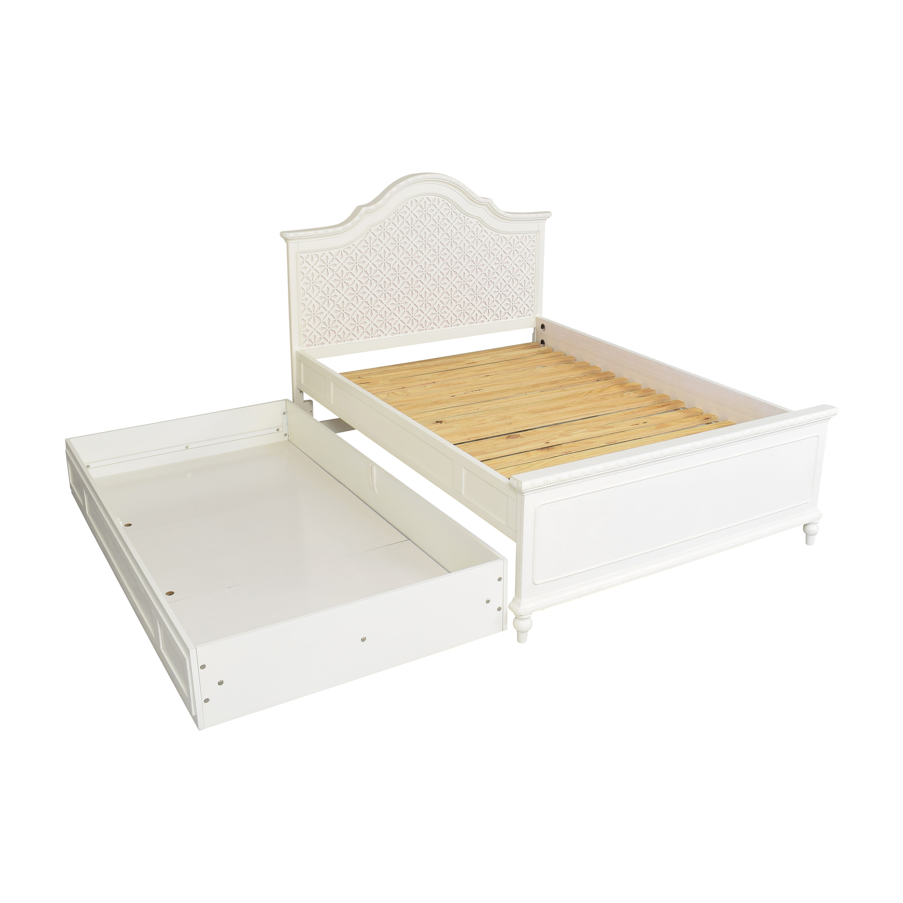 Universal Furniture Universal Furniture SmartStuff Bellamy Full Bed with Trundle Beds