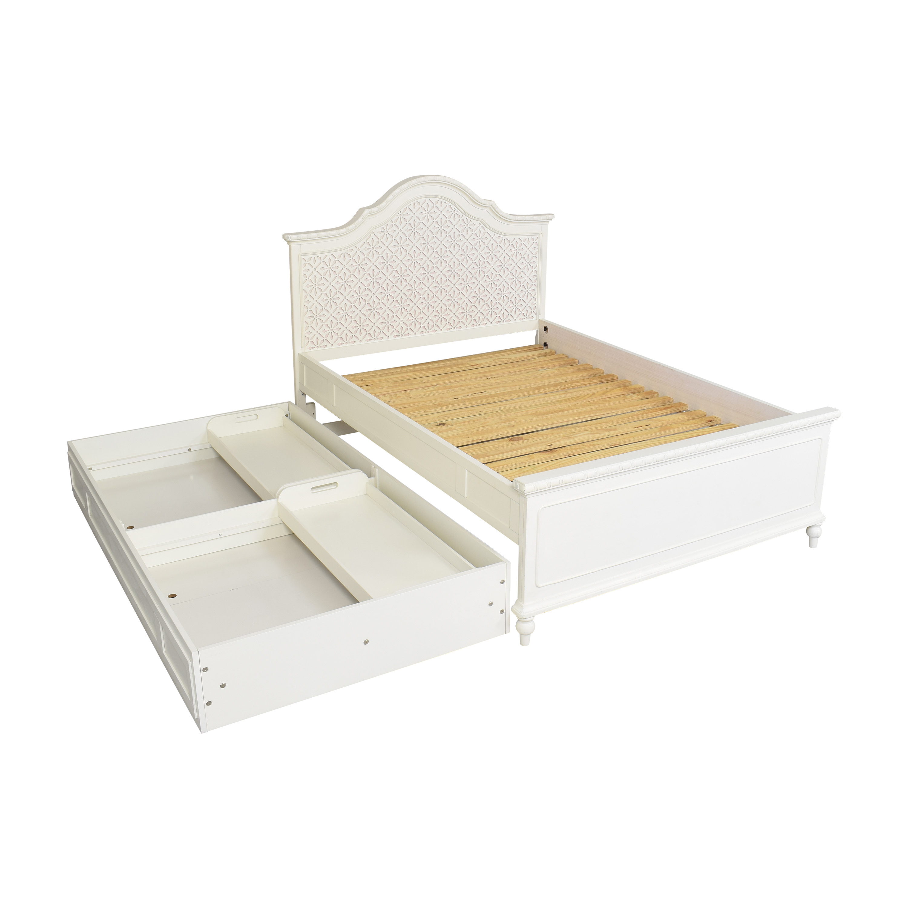 Universal Furniture Universal Furniture SmartStuff Bellamy Full Bed with Trundle dimensions