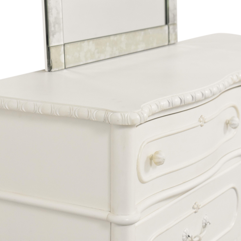 Universal Furniture Universal Furniture SmartStuff Bellamy Dresser with Mirror nj