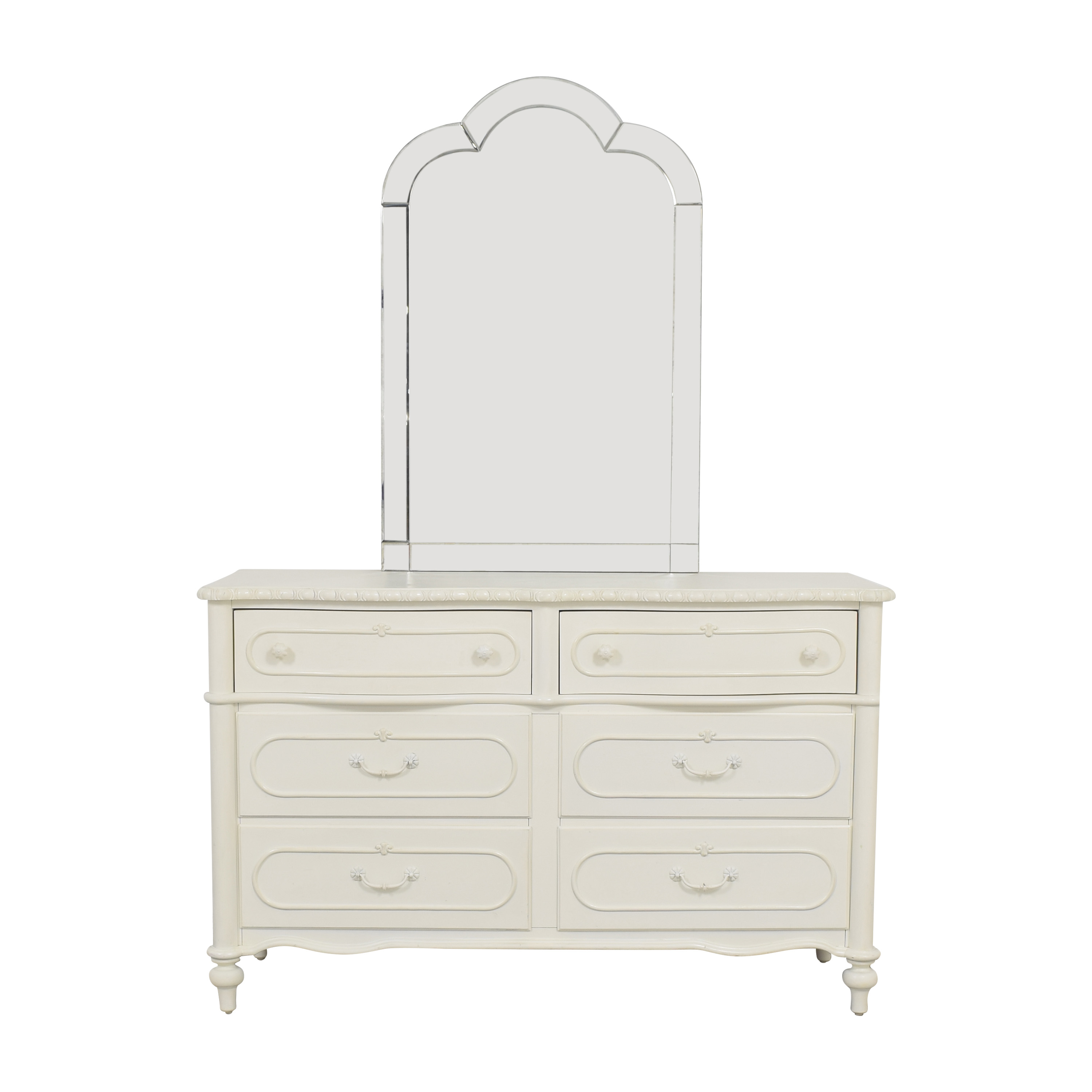 buy Universal Furniture SmartStuff Bellamy Dresser with Mirror Universal Furniture