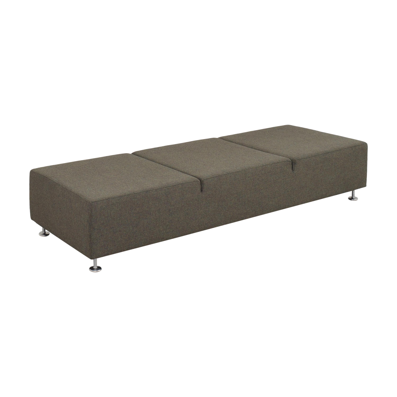 Custom Contemporary Bench on sale