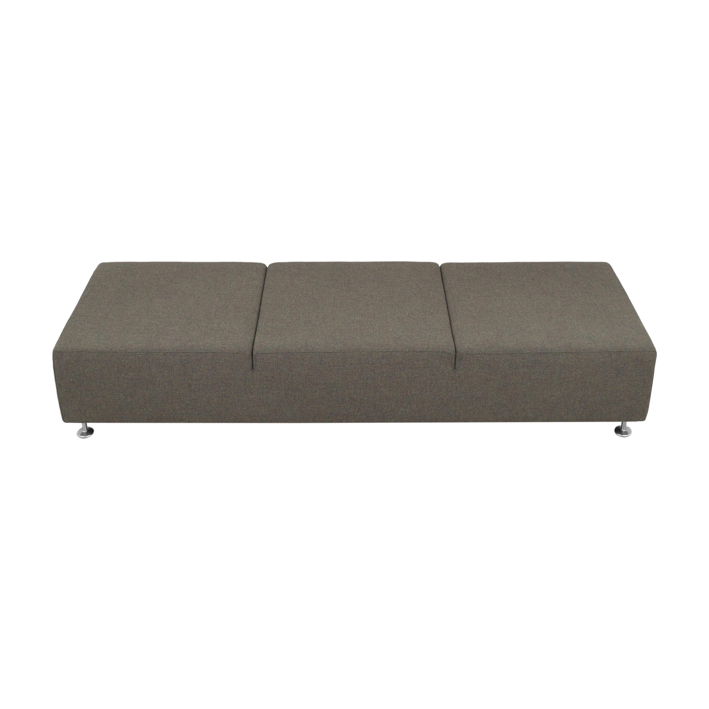 Custom Contemporary Bench nyc