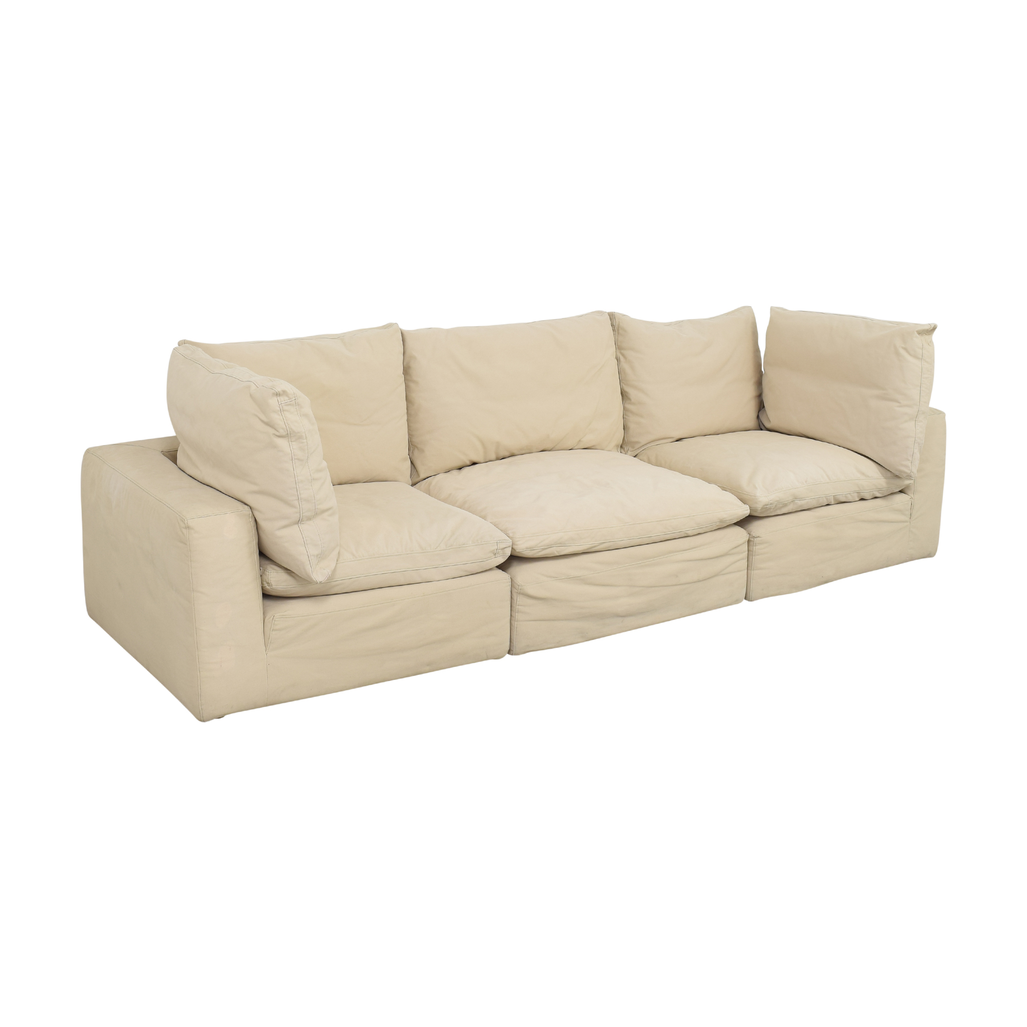 Restoration Hardware Restoration Hardware Cloud Modular Sofa ct