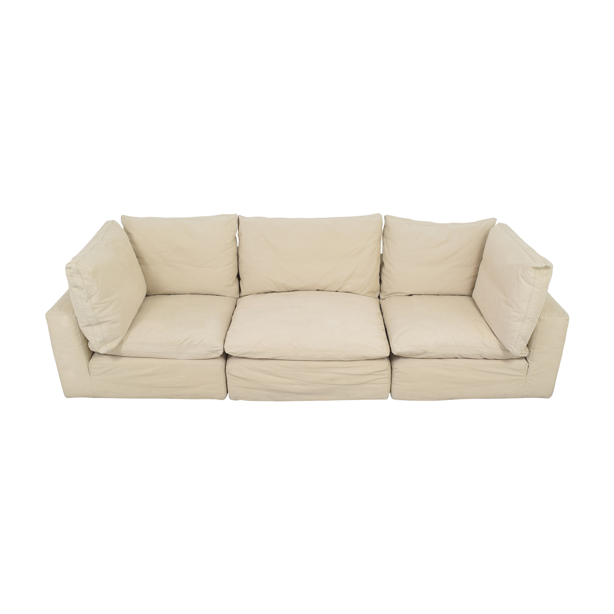 shop Restoration Hardware Restoration Hardware Cloud Modular Sofa online