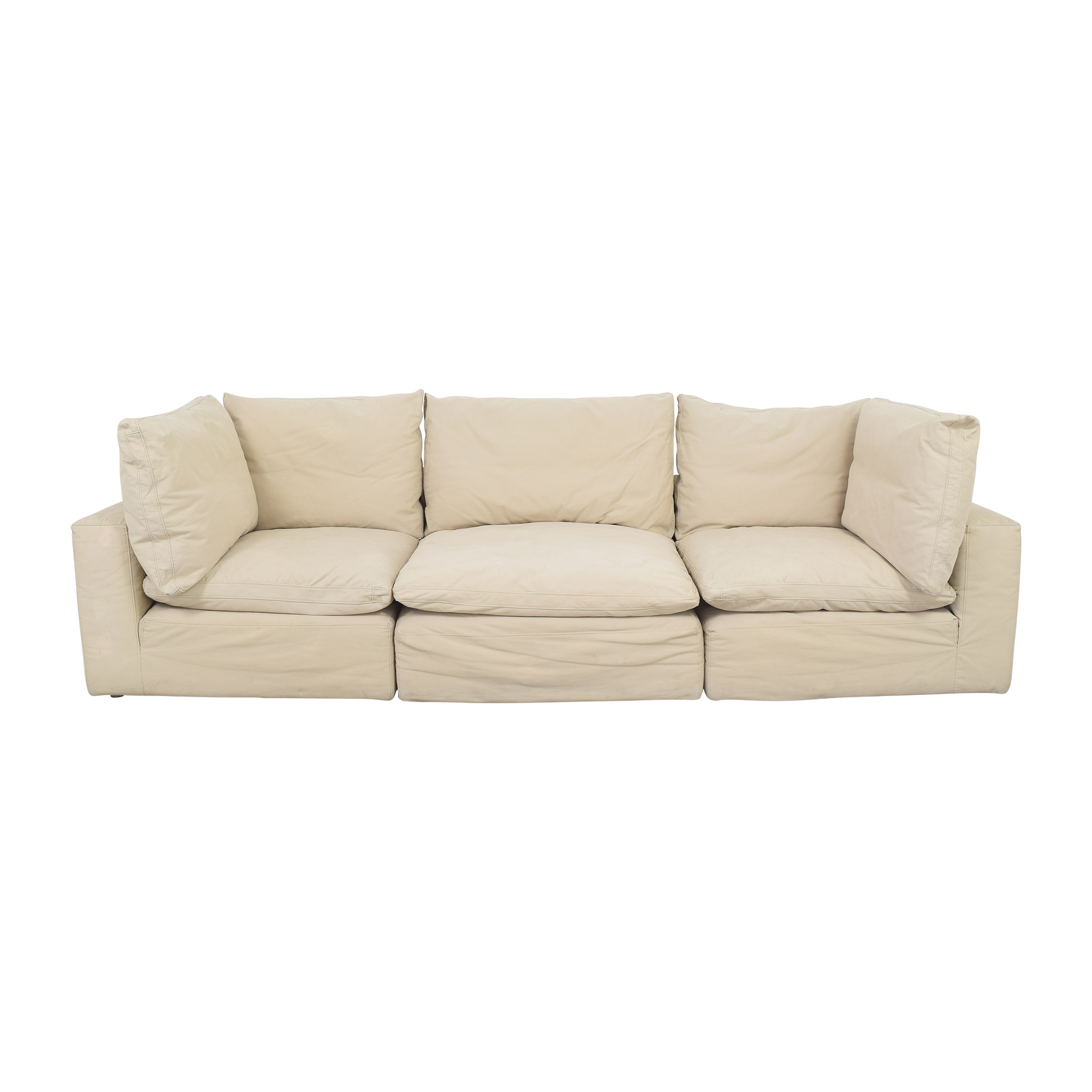 buy Restoration Hardware Restoration Hardware Cloud Modular Sofa online