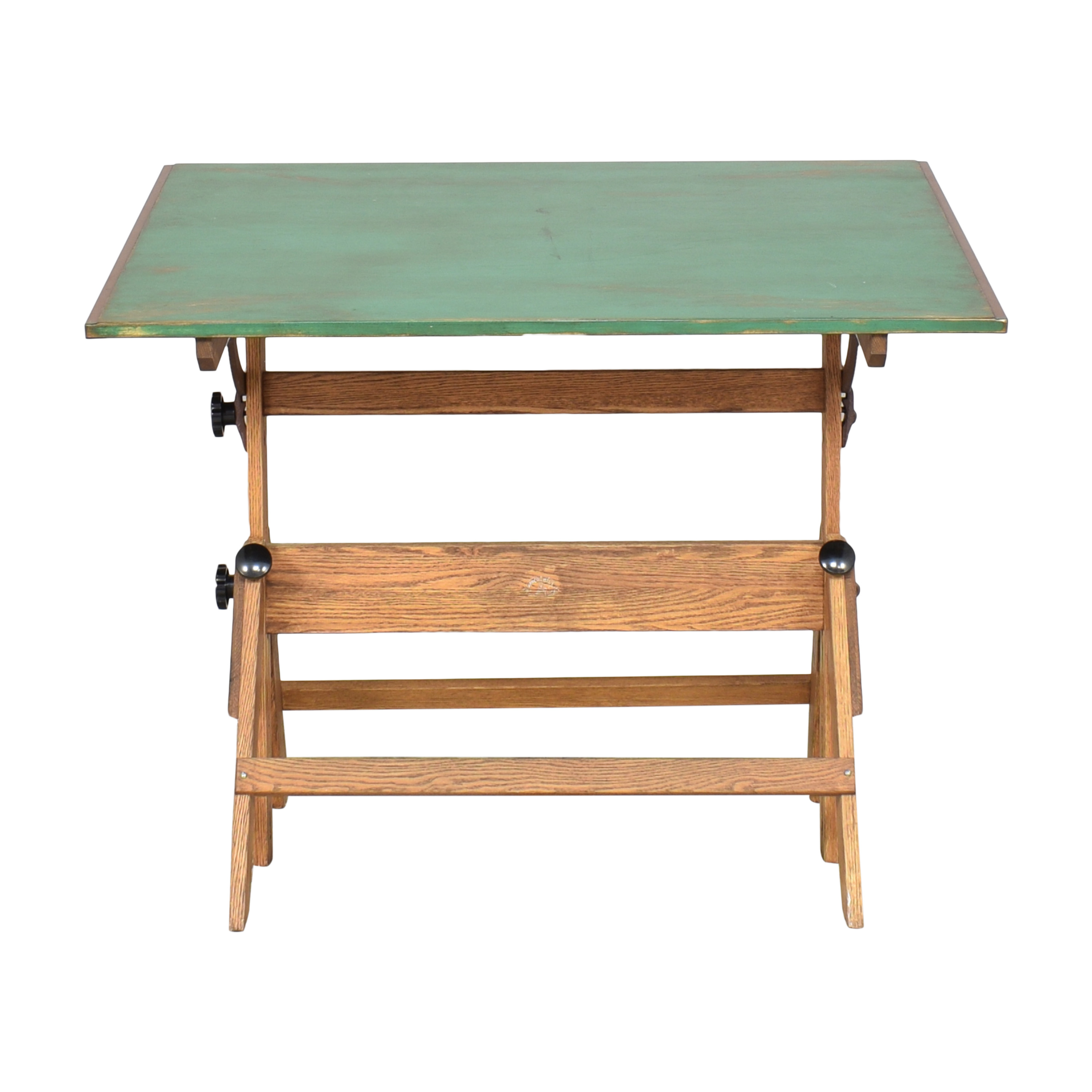 shop Antique Drafting Table