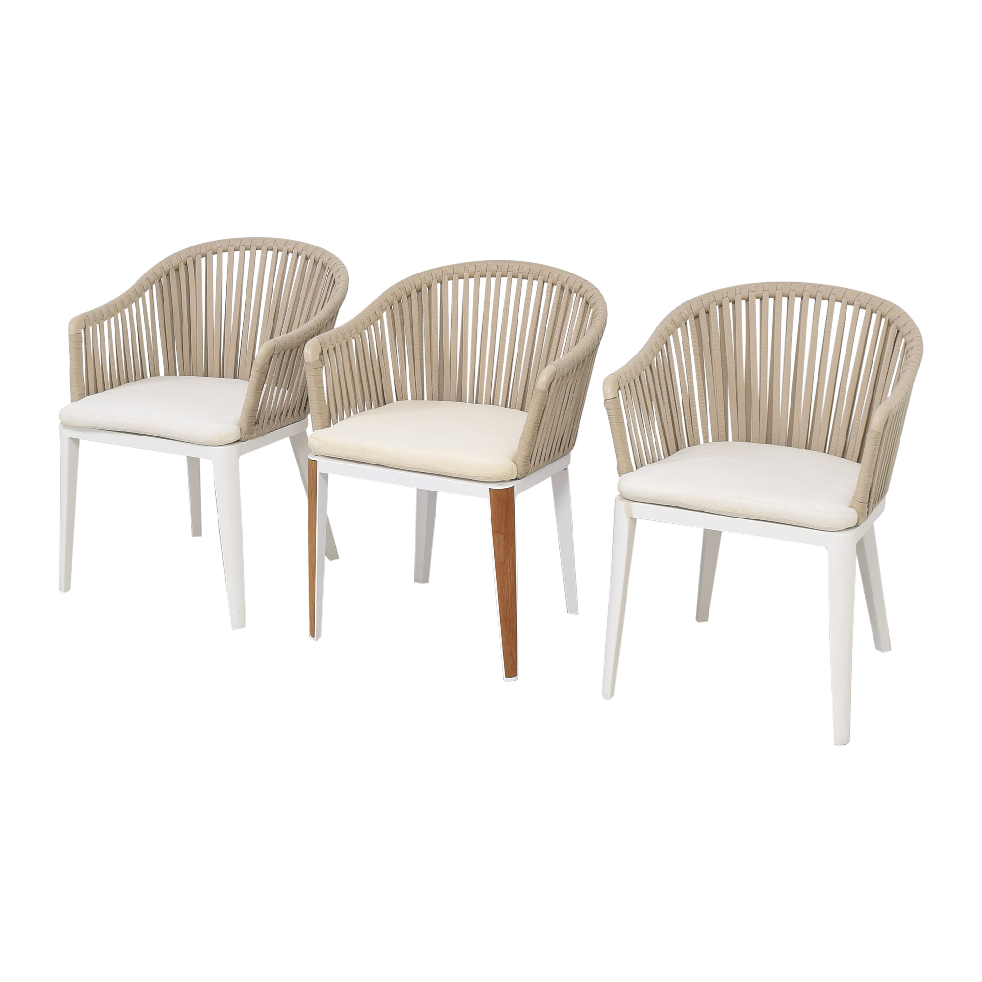 Control Brand Control Brand Barrel Chairs Dining Chairs