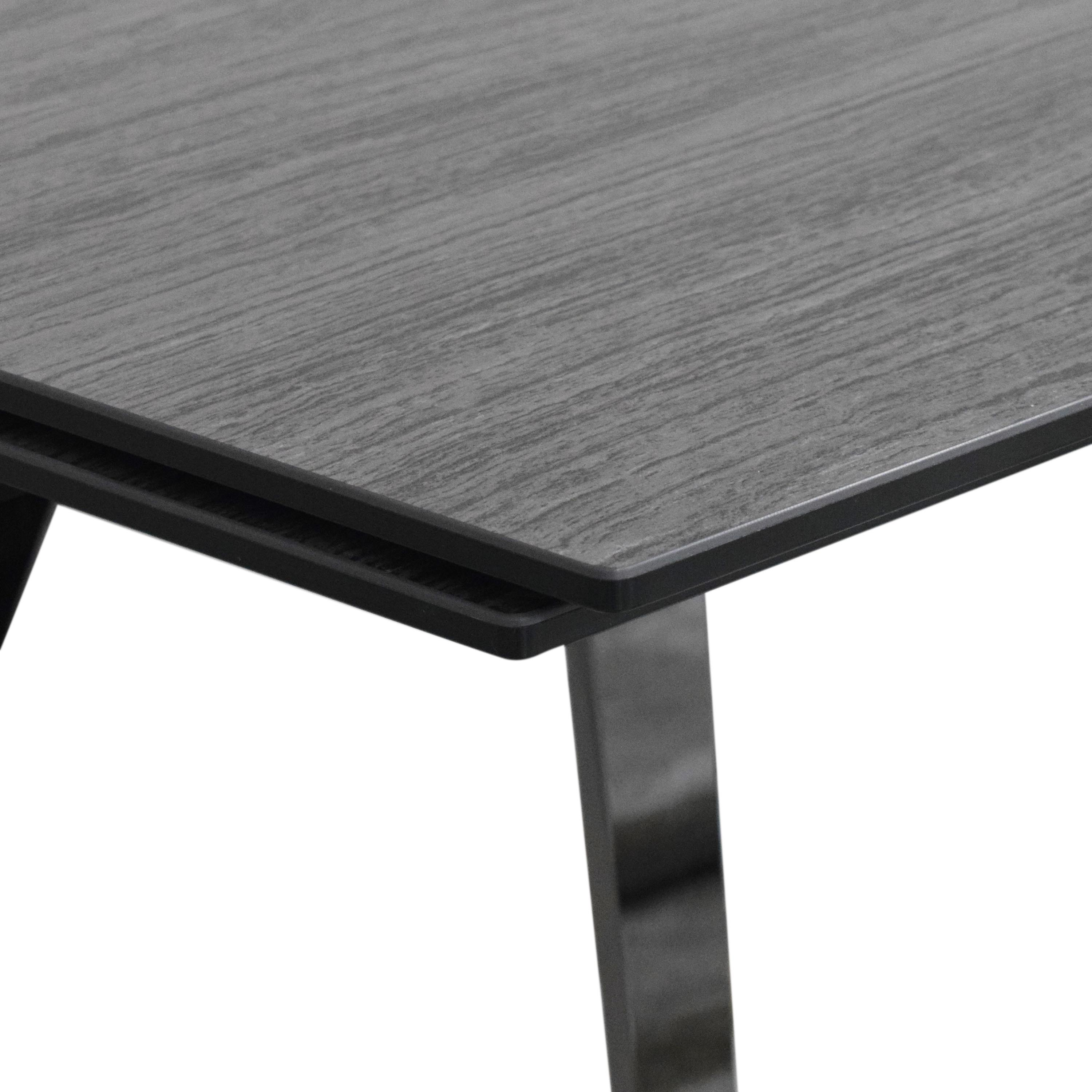 Roche Bobois Echoes Extension Dining Table Roche Bobois