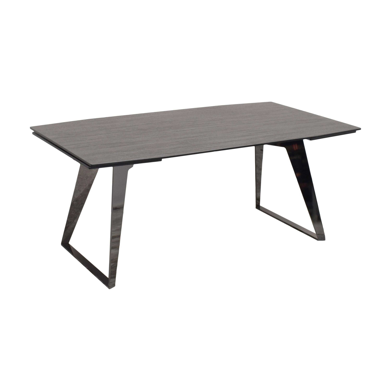 shop Roche Bobois Echoes Extension Dining Table Roche Bobois Tables