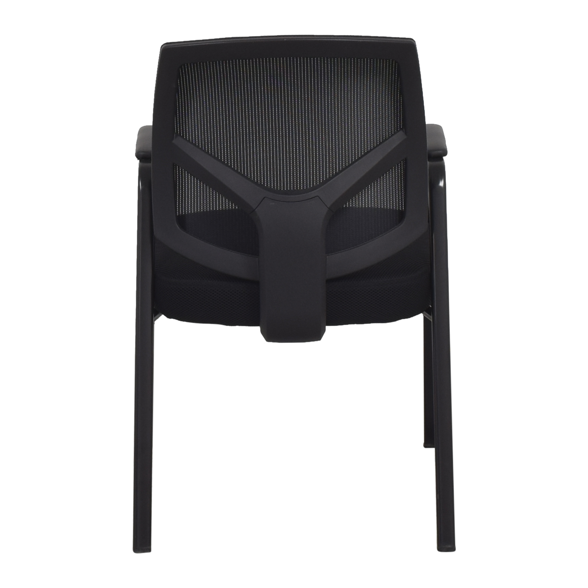 Offices to Go Offices to Go Mesh Back Guest Chair second hand