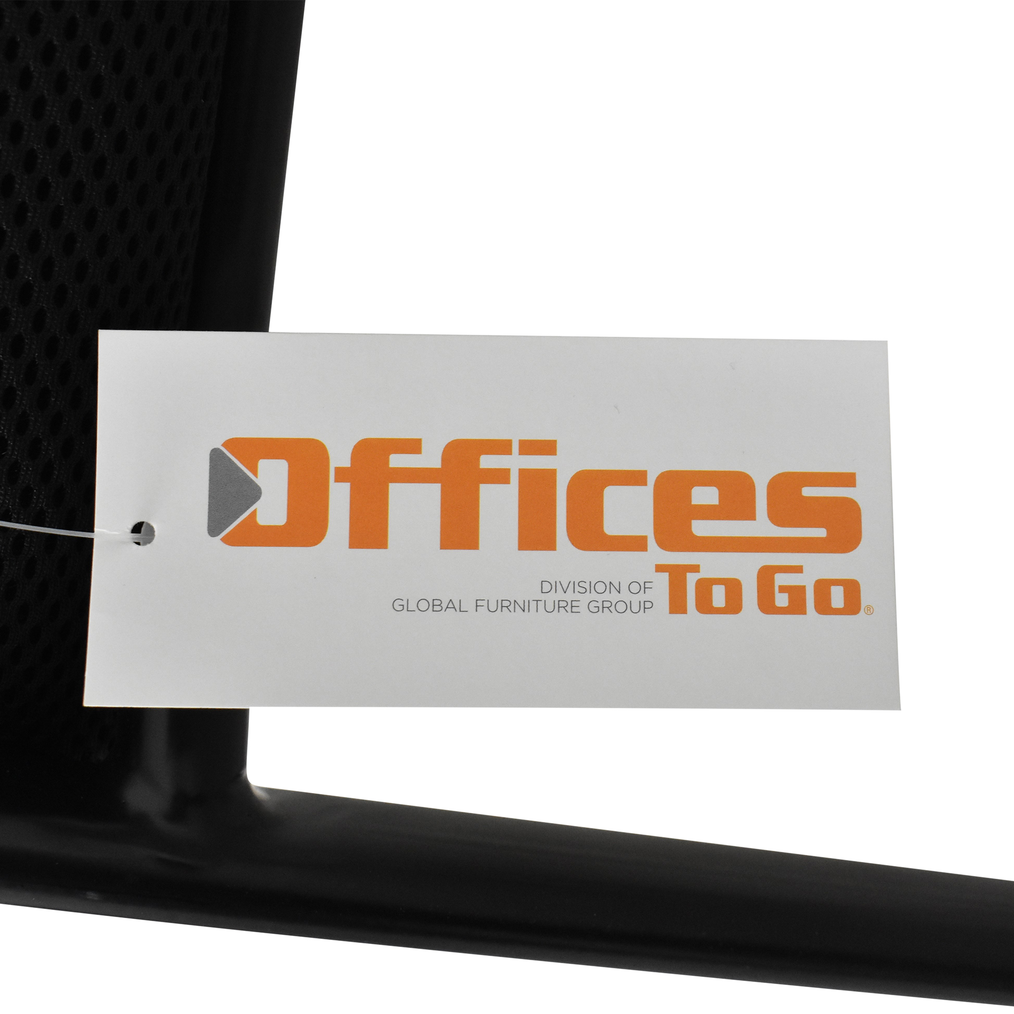 Offices to Go Offices to Go Mesh Back Guest Chair black