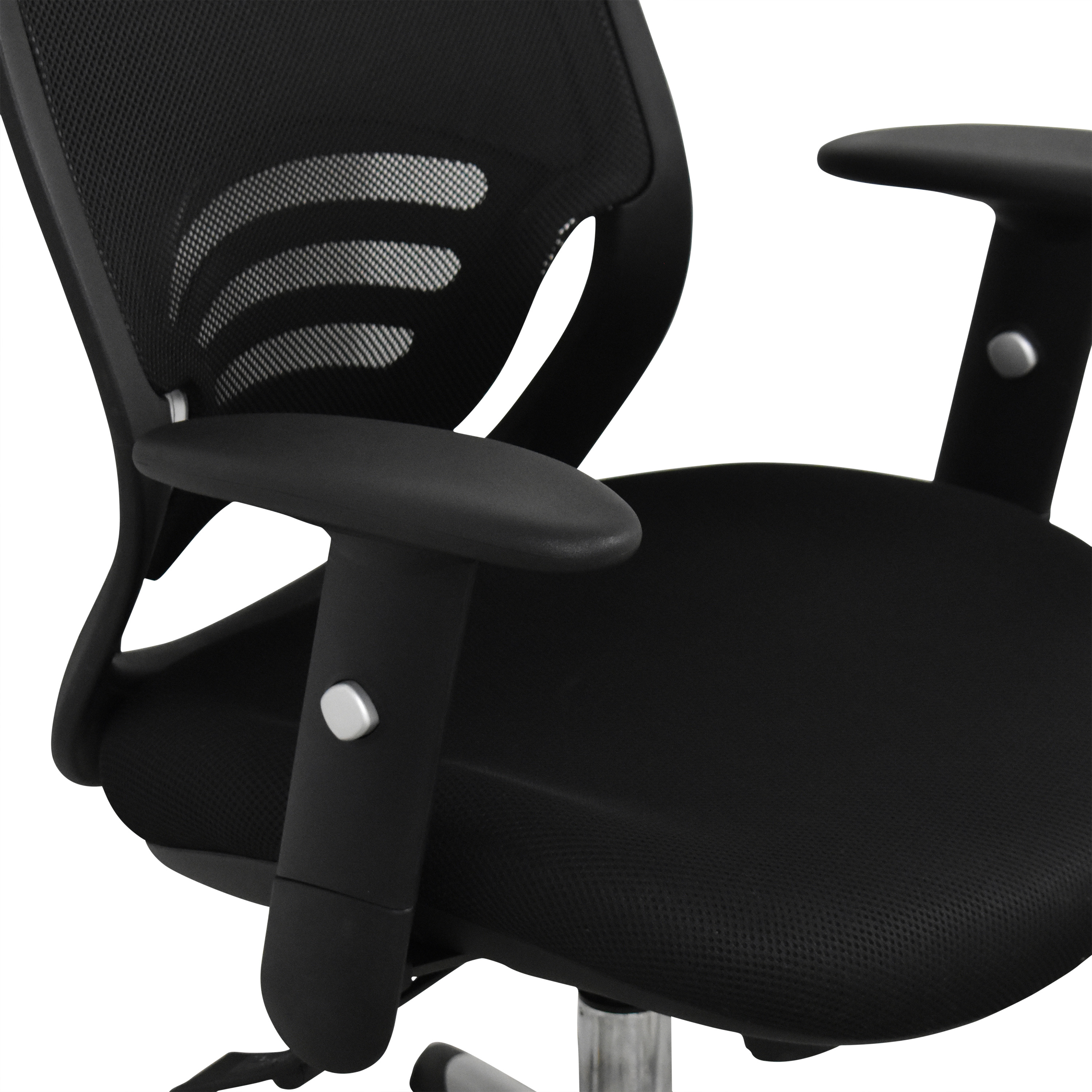 buy Offices to Go Mid Back Mesh Back Synchro-Tilter Office Chair  Offices to Go Home Office Chairs