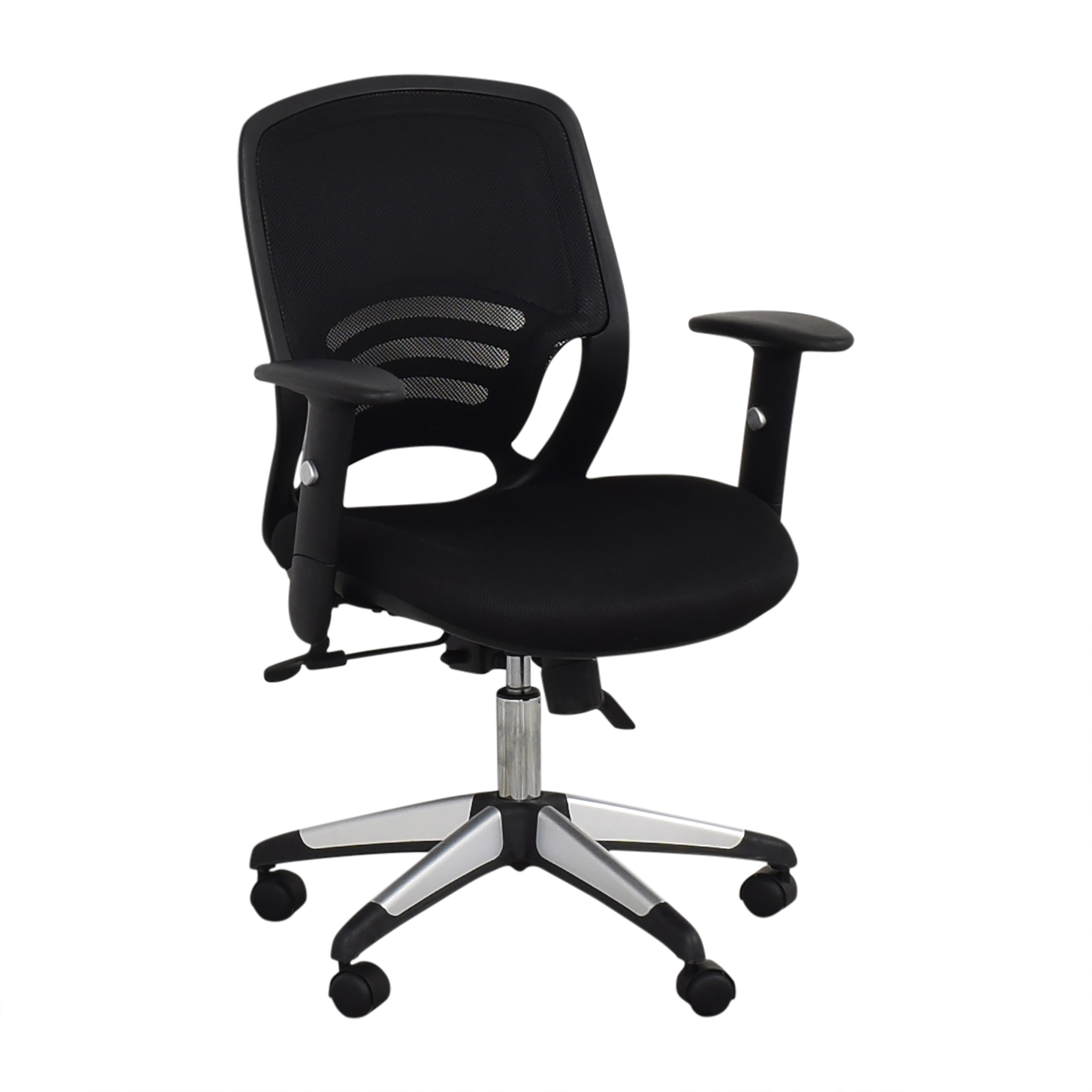 Offices to Go Offices to Go Mid Back Mesh Back Synchro-Tilter Office Chair  nyc