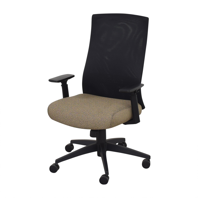 buy Offices to Go Mesh Back Synchro-Tilter Chair Offices to Go Home Office Chairs