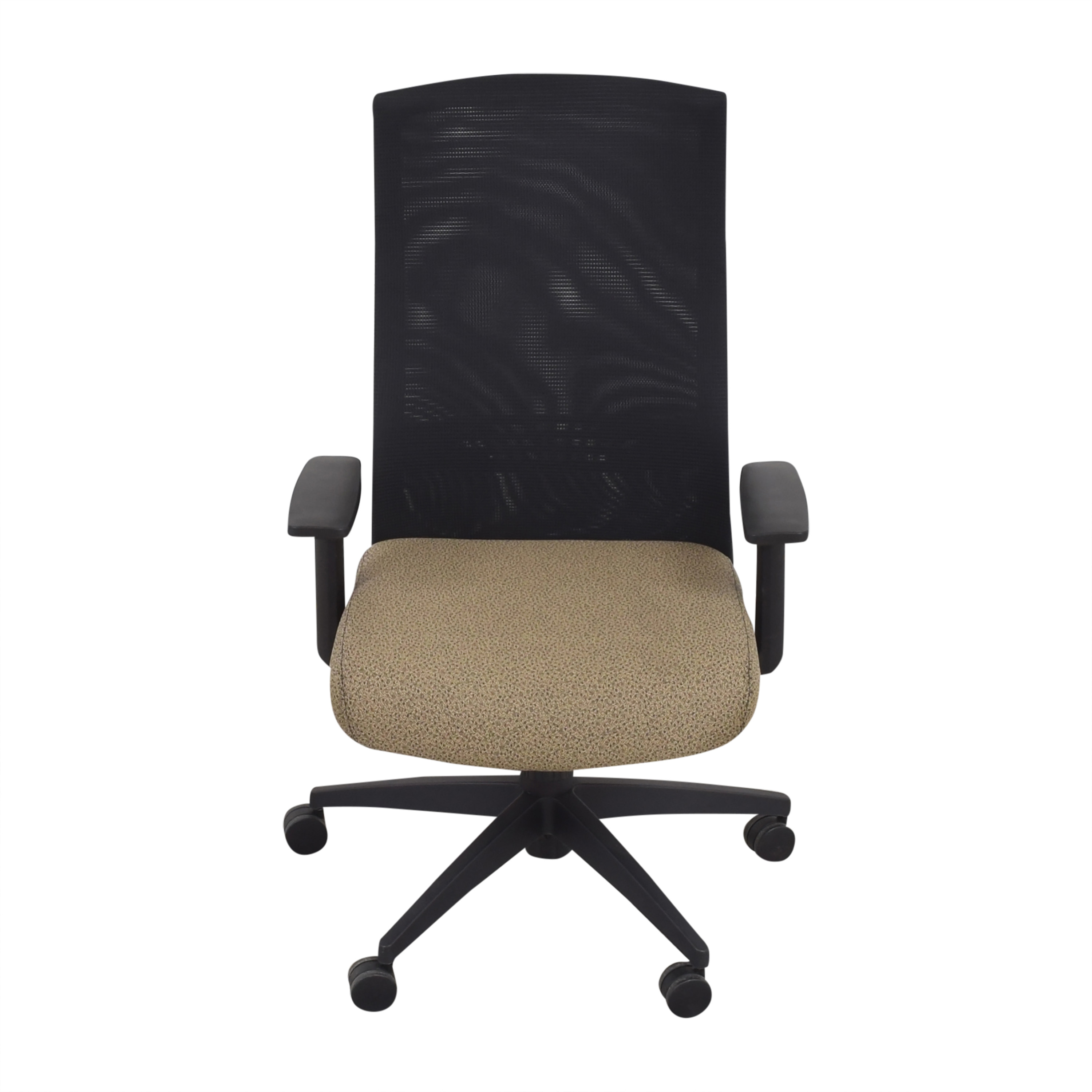 Offices to Go Offices to Go Mesh Back Synchro-Tilter Chair Chairs