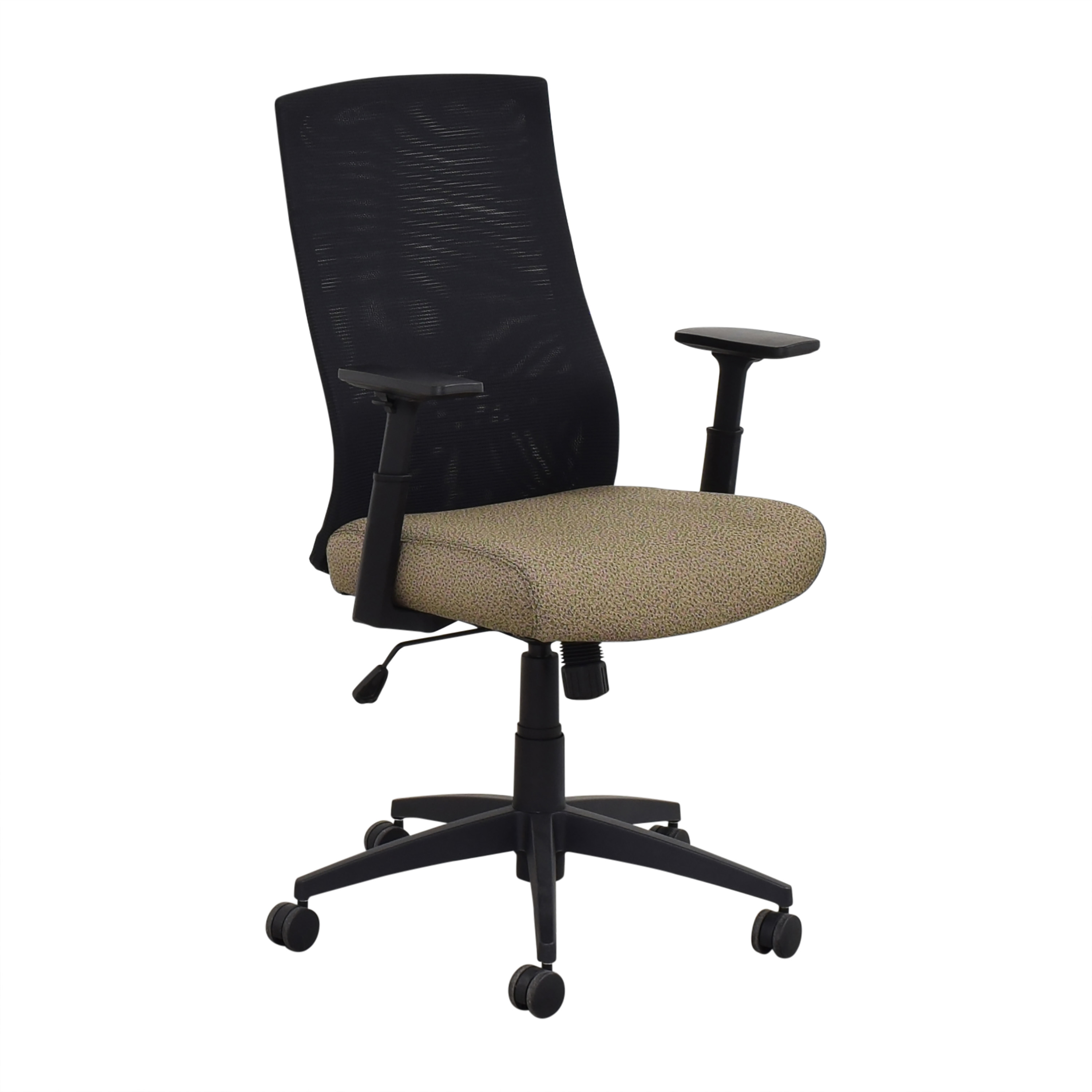 Offices to Go Mesh Back Synchro-Tilter Chair sale
