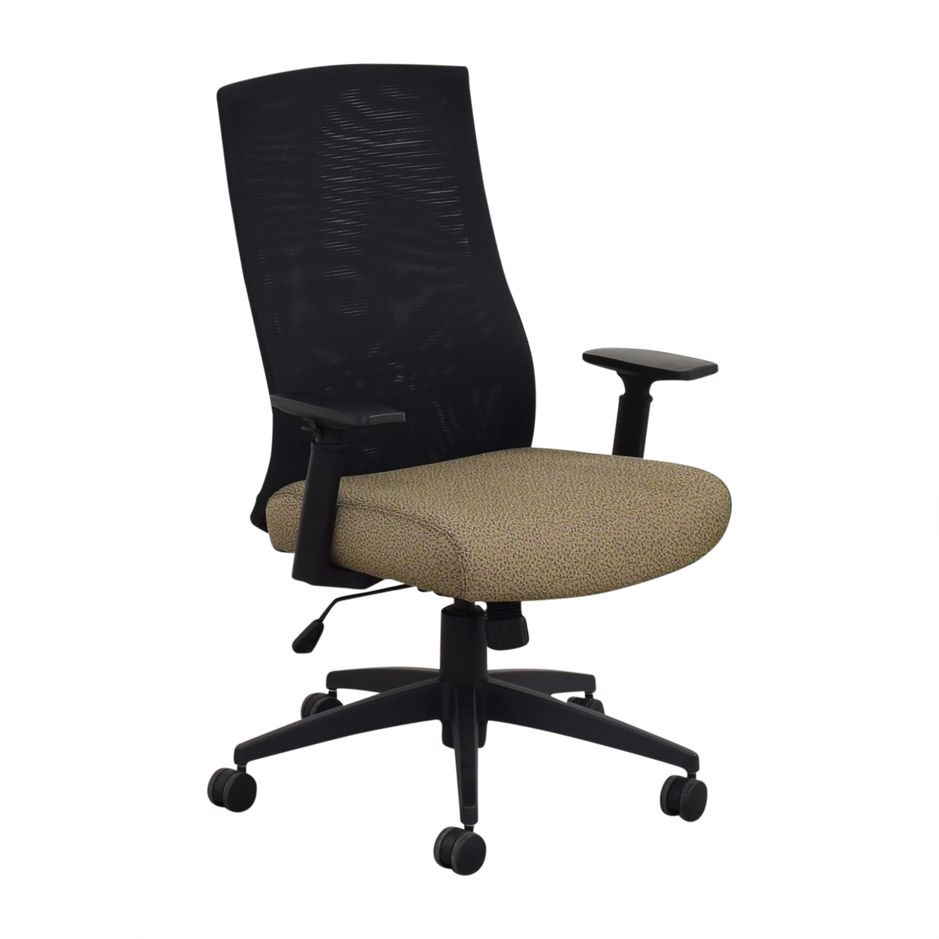 shop Offices to Go Mesh Back Synchro-Tilter Chair Offices to Go