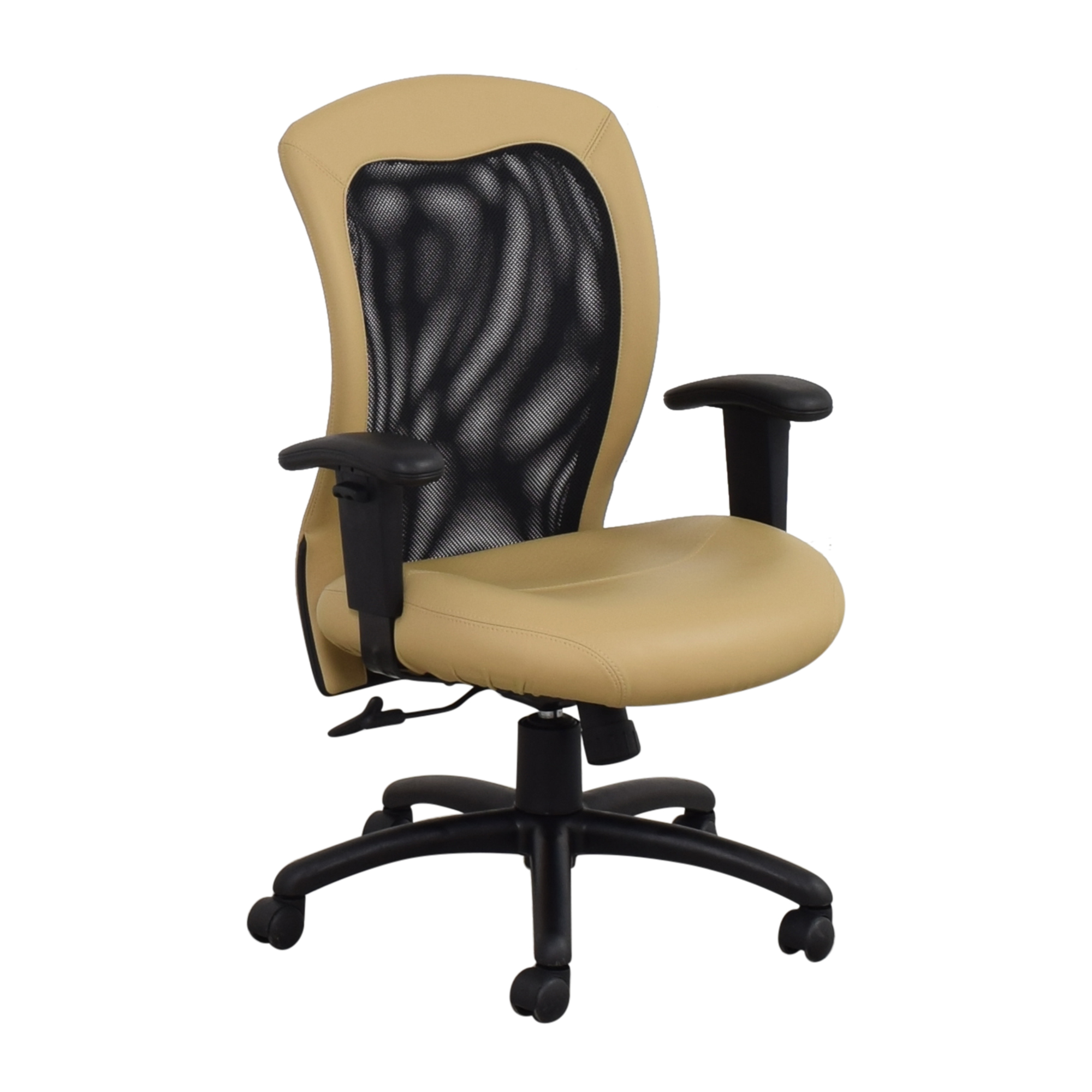 Offices to Go Offices to Go Mesh Back Tilter Office Chair dimensions