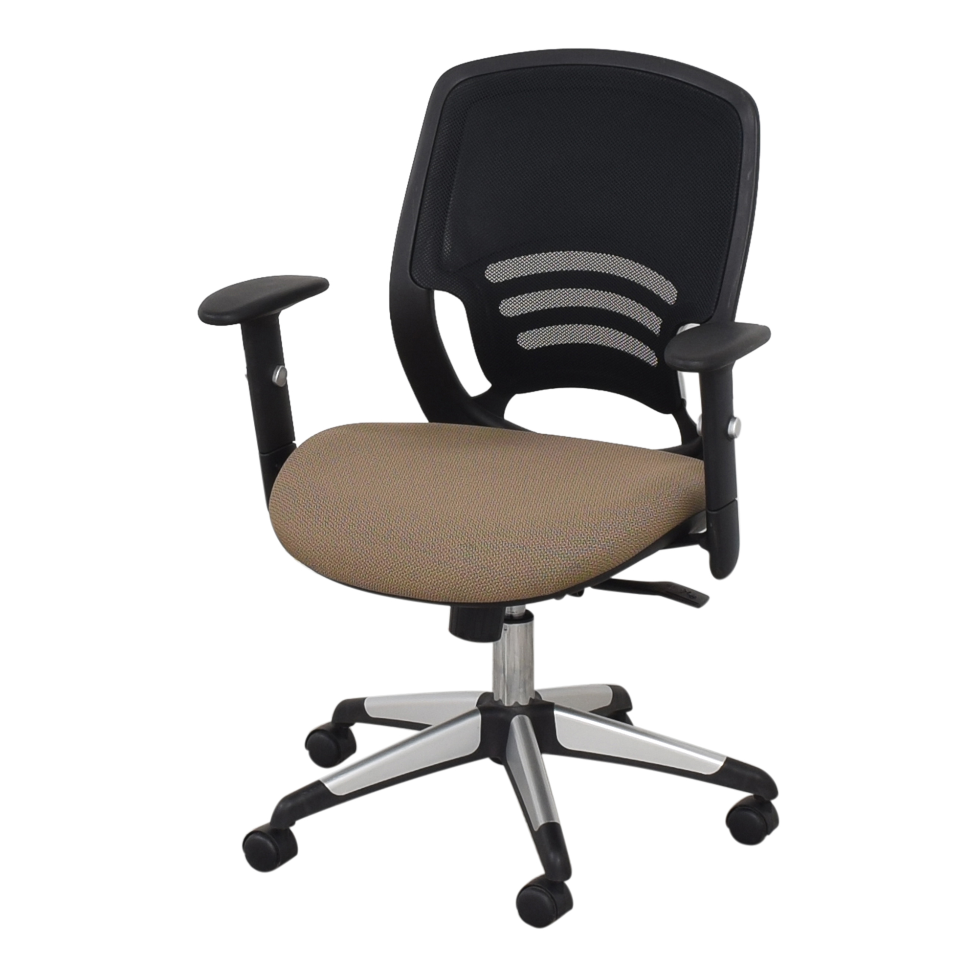 Offices to Go Offices to Go Low Mesh Back Swivel Chair
