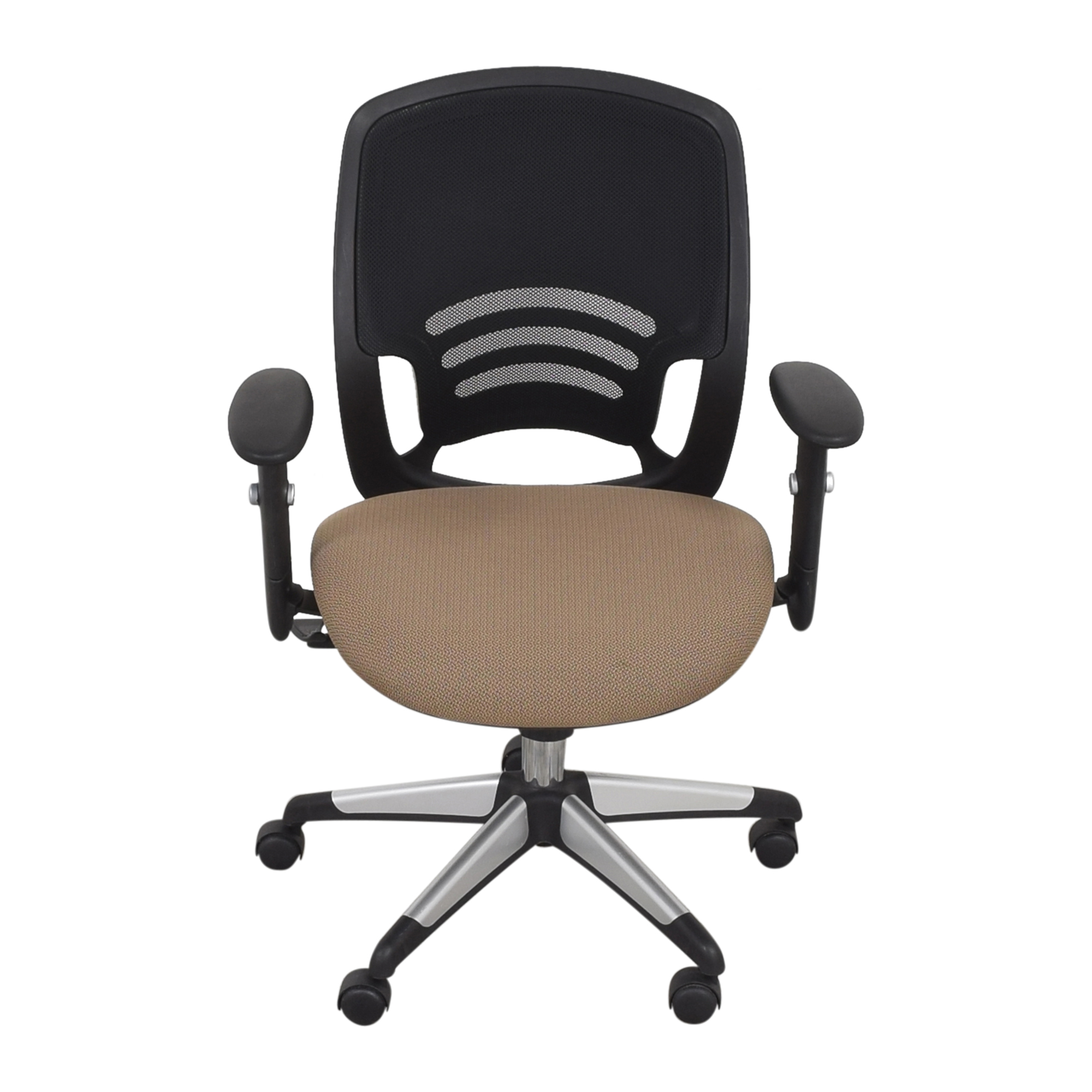 Offices to Go Offices to Go Low Mesh Back Swivel Chair pa
