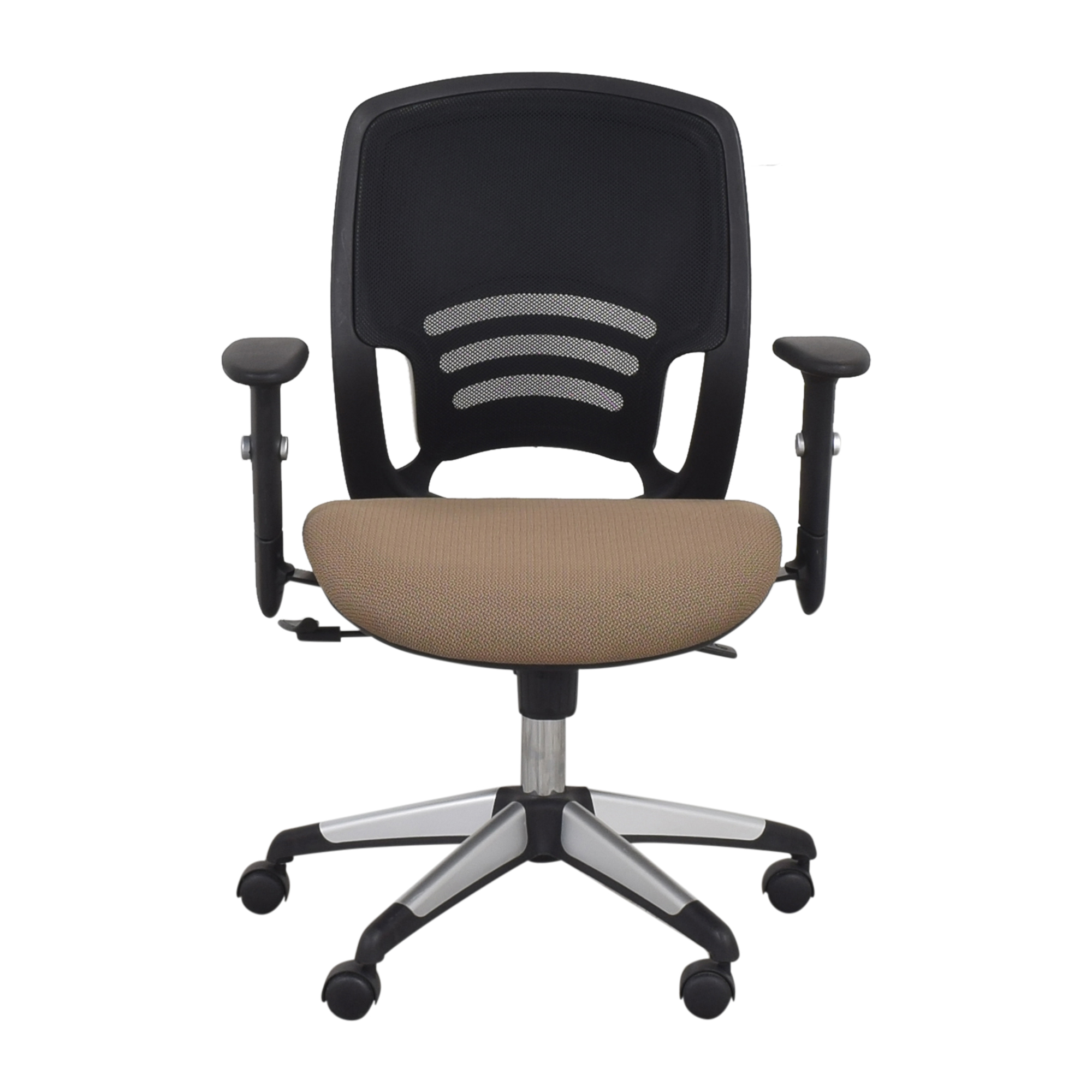 buy Offices to Go Low Mesh Back Swivel Chair Offices to Go Home Office Chairs