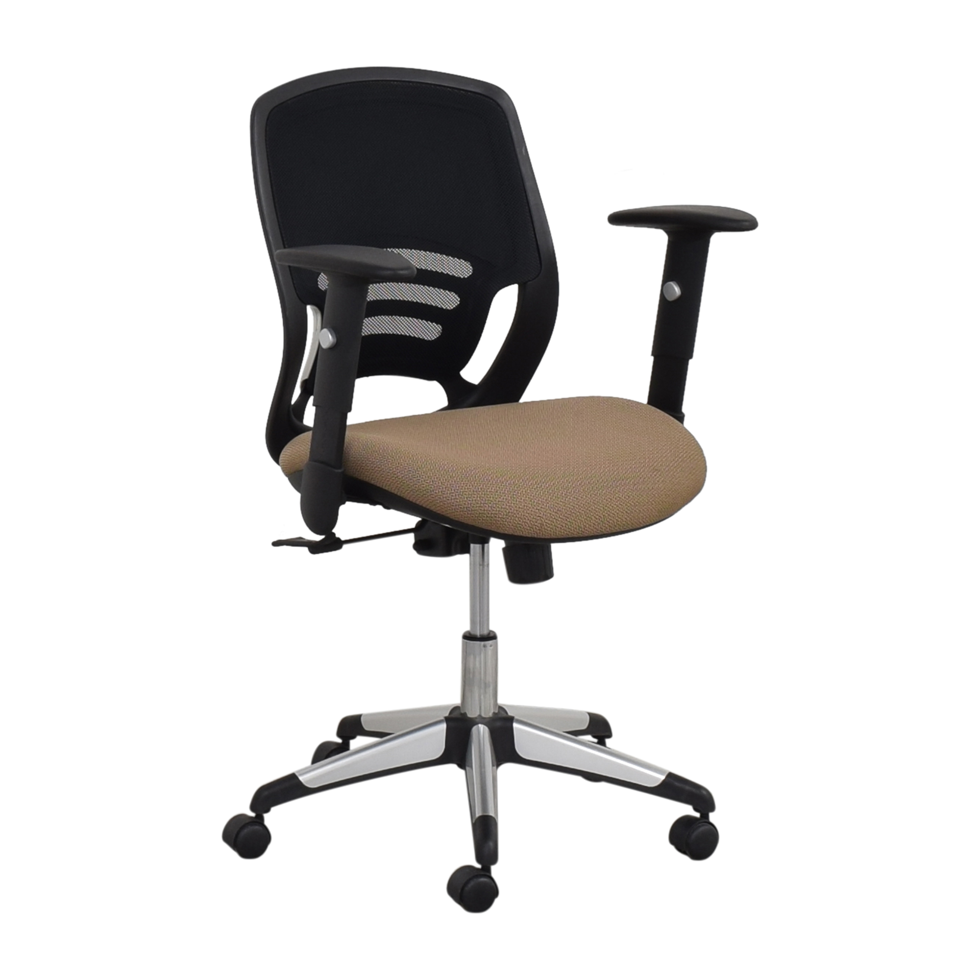 Offices to Go Offices to Go Low Mesh Back Swivel Chair dimensions