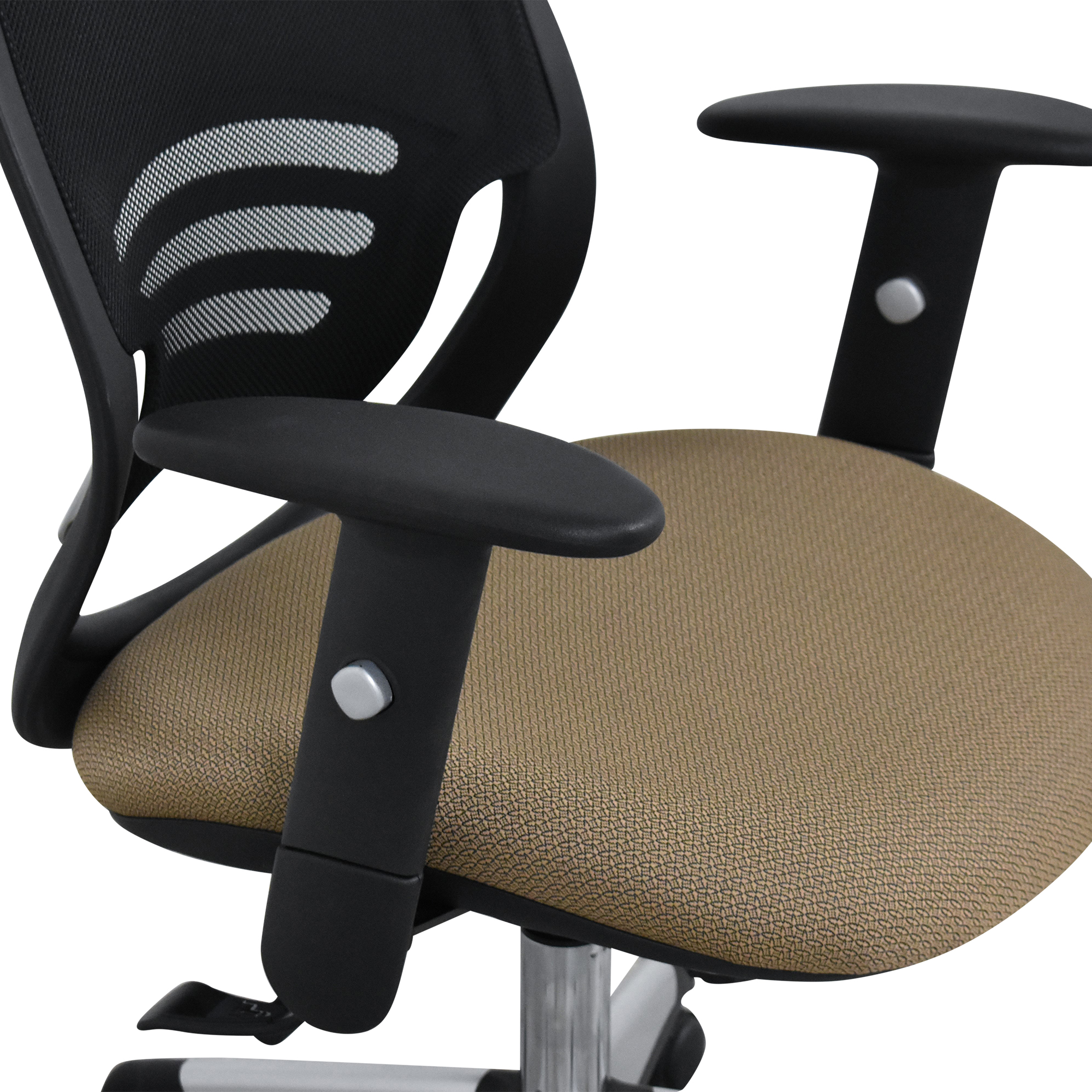 Offices to Go Offices to Go Low Mesh Back Swivel Chair discount