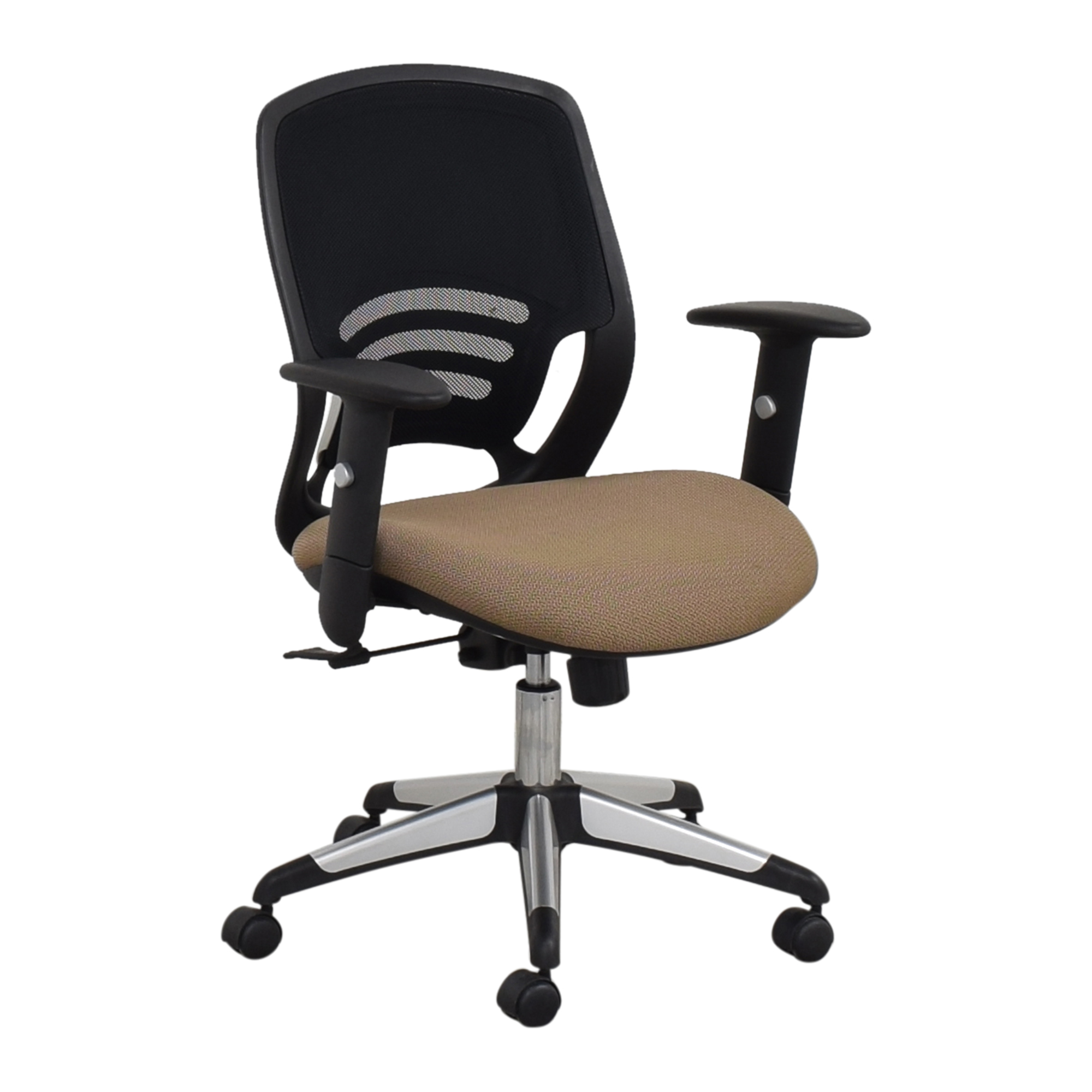 Offices to Go Offices to Go Low Mesh Back Swivel Chair ma