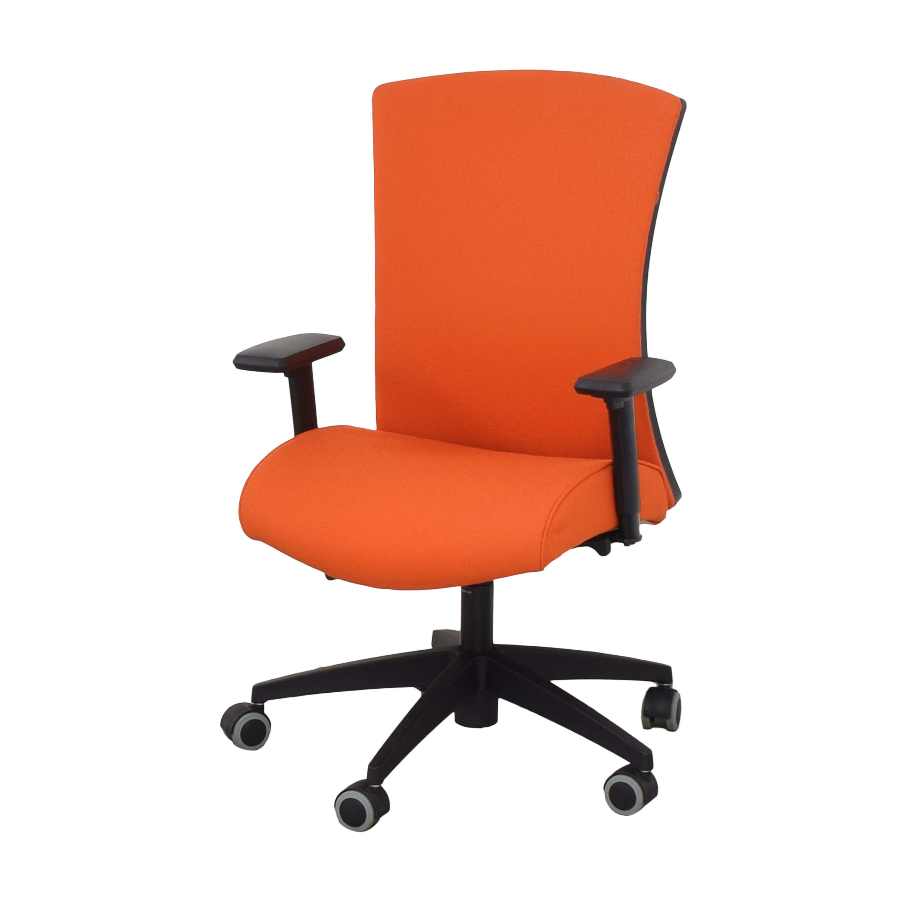 buy Global Furniture Group Vion Upholstered High Back Task Chair Global Furniture Group Home Office Chairs