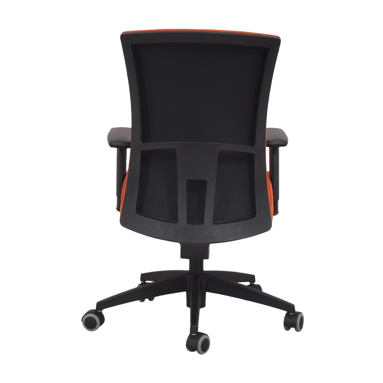 Global Furniture Group Global Furniture Group Vion Upholstered High Back Task Chair pa