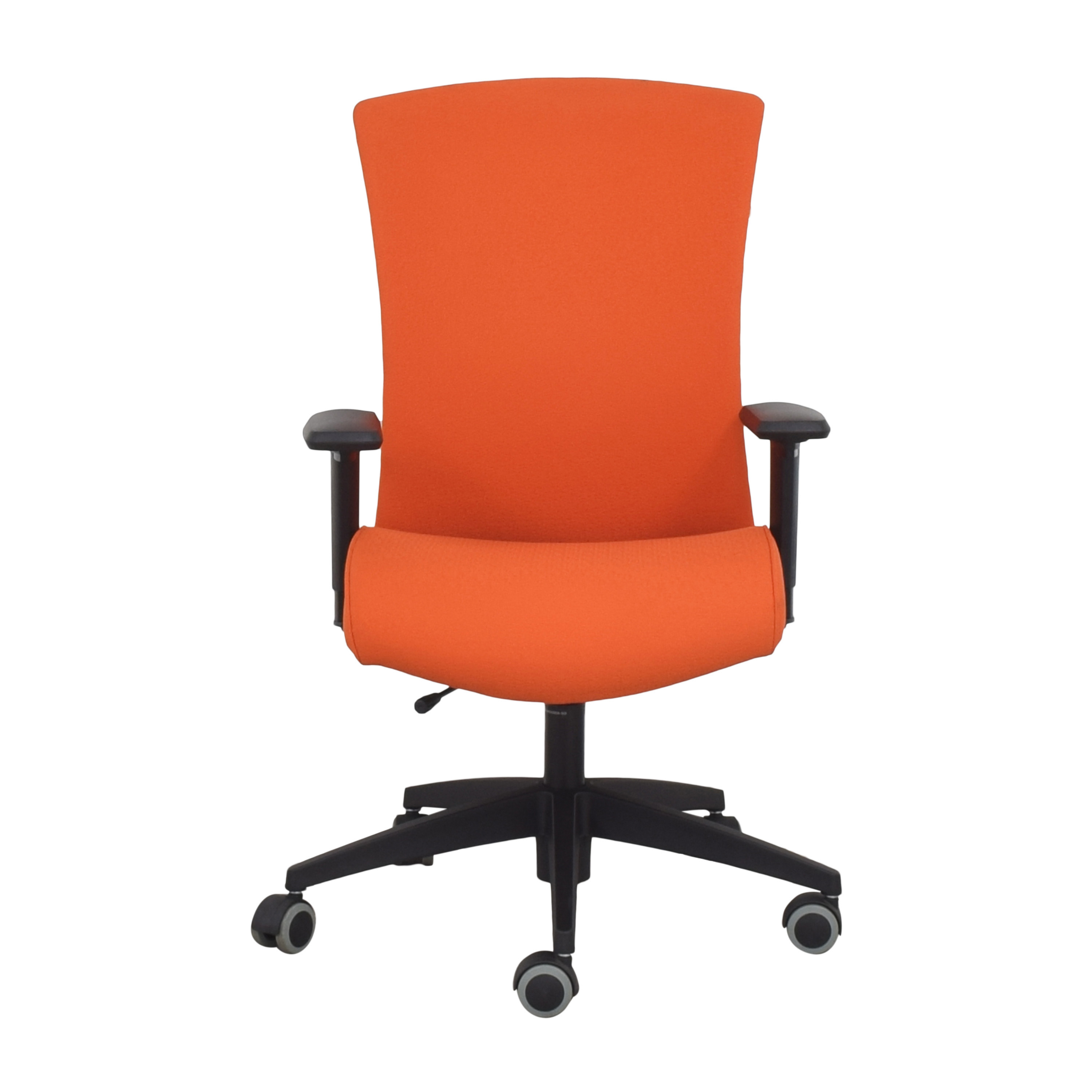 shop Global Furniture Group Vion Upholstered High Back Task Chair Global Furniture Group Chairs