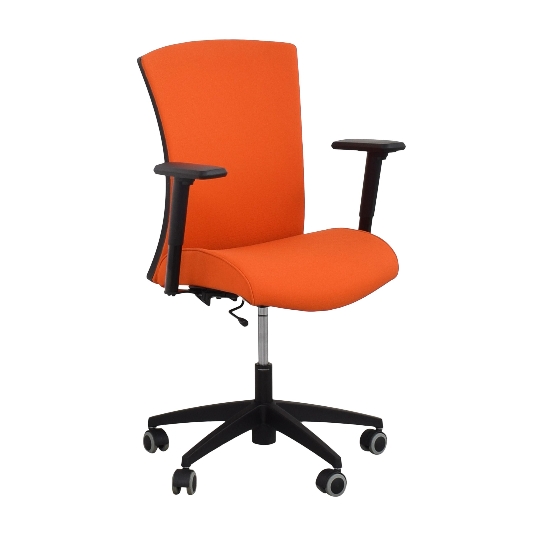 Global Furniture Group Vion Upholstered High Back Task Chair Global Furniture Group