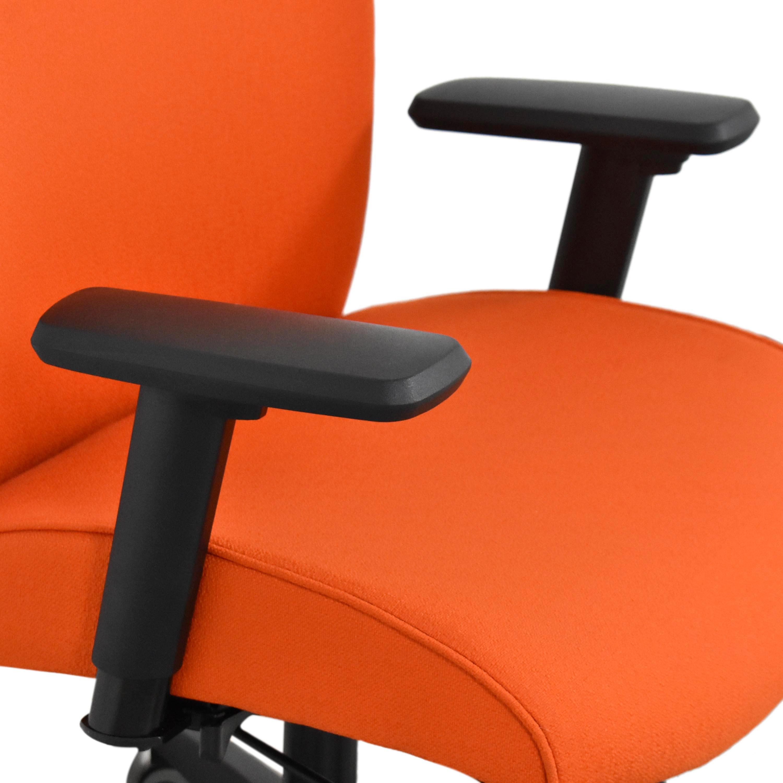 Global Furniture Group Global Furniture Group Vion Upholstered High Back Task Chair nj