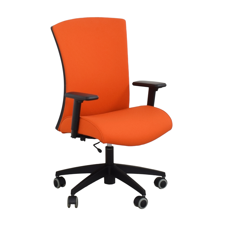 shop Global Furniture Group Global Furniture Group Vion Upholstered High Back Task Chair online