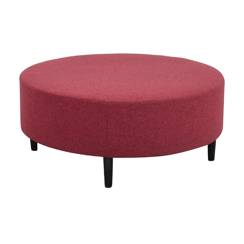 Global Furniture Group Global Furniture Group River Round Bench pa