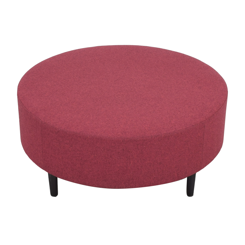 Global Furniture Group Global Furniture Group River Round Bench discount